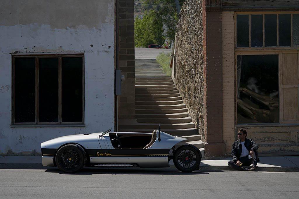 Vanderhall Venice Speedster 6