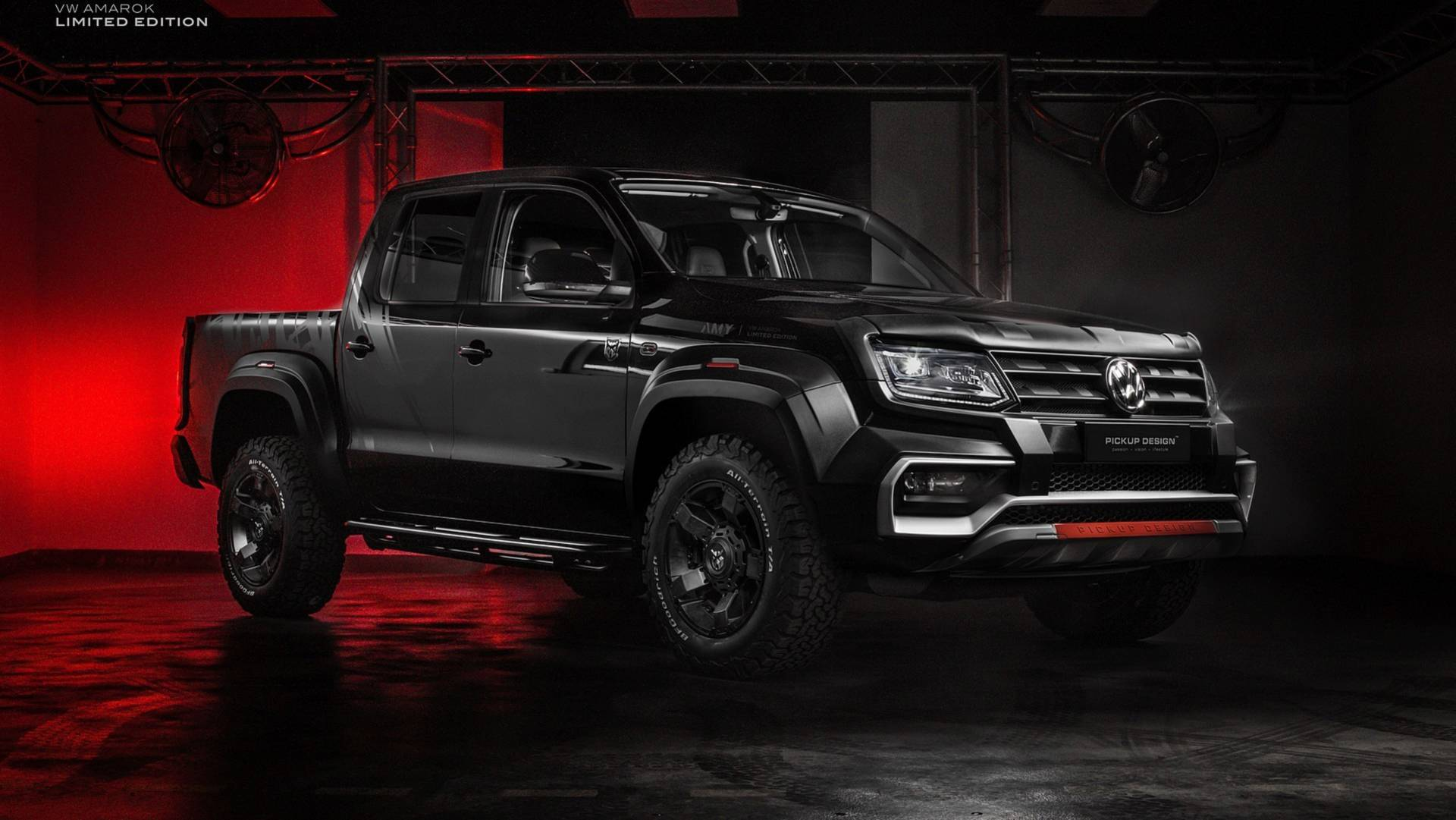 Volkswagen Amarok Amy by Carlex Design (1)
