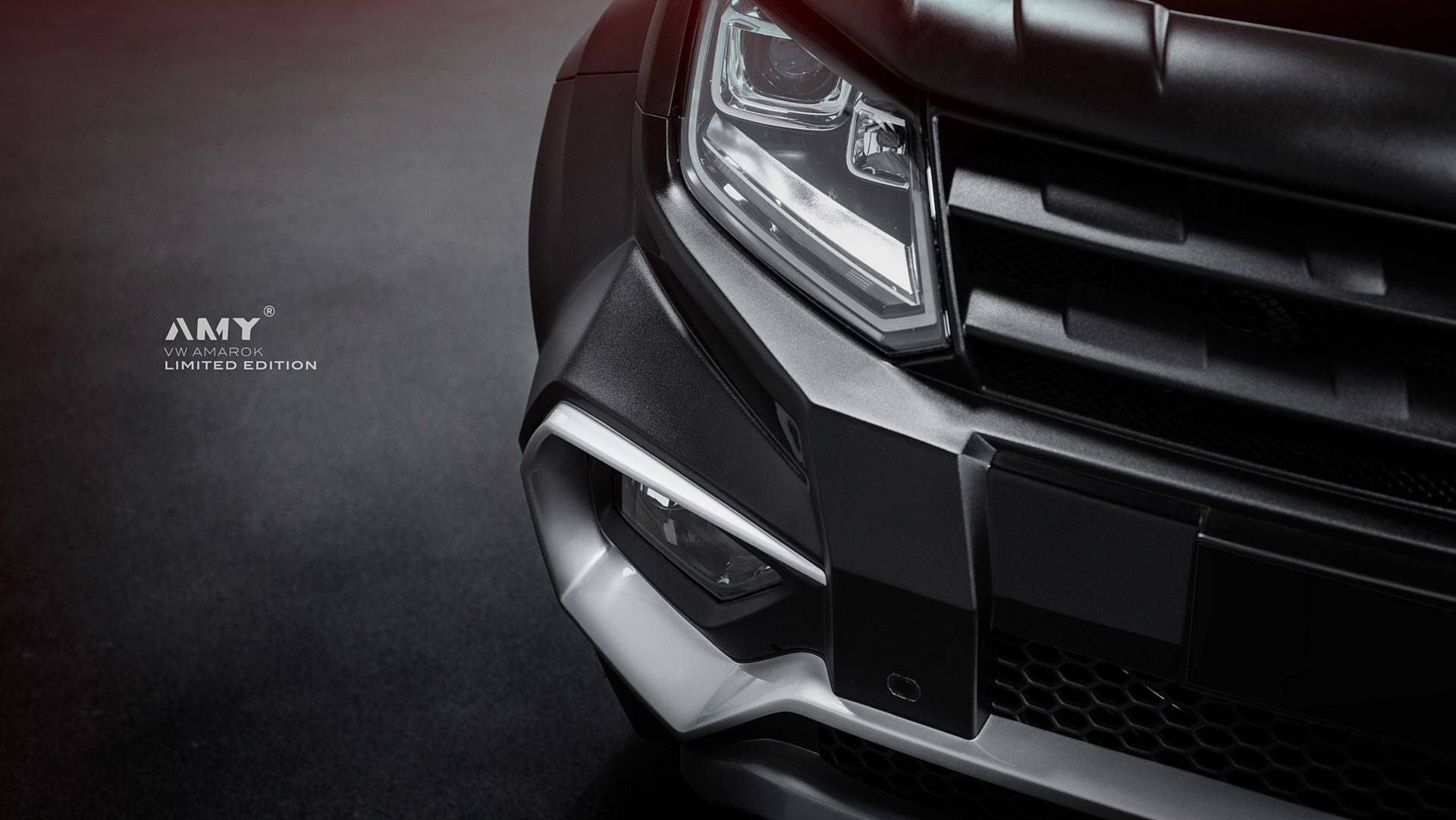 Volkswagen Amarok Amy by Carlex Design (10)