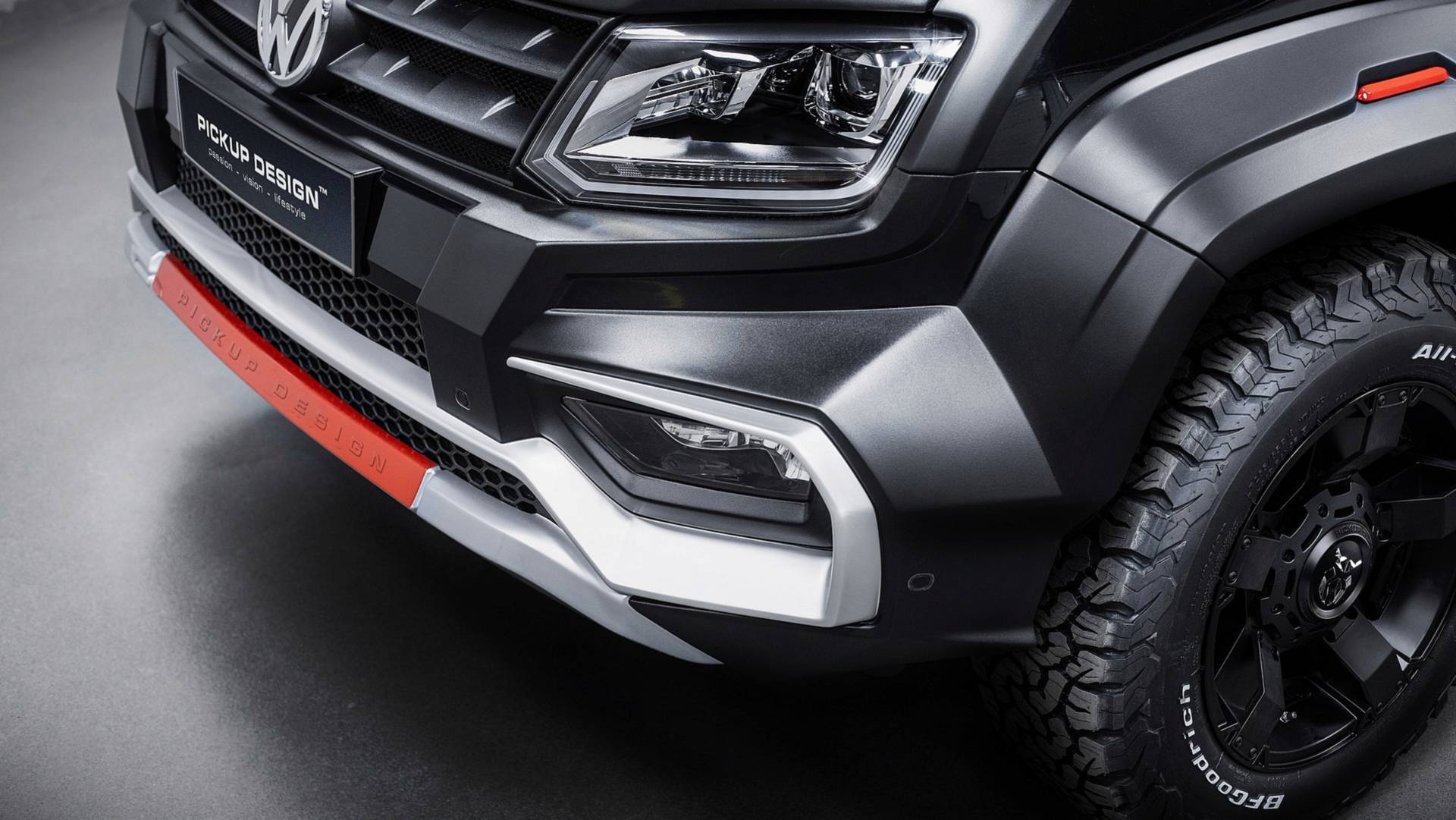 Volkswagen Amarok Amy by Carlex Design (11)