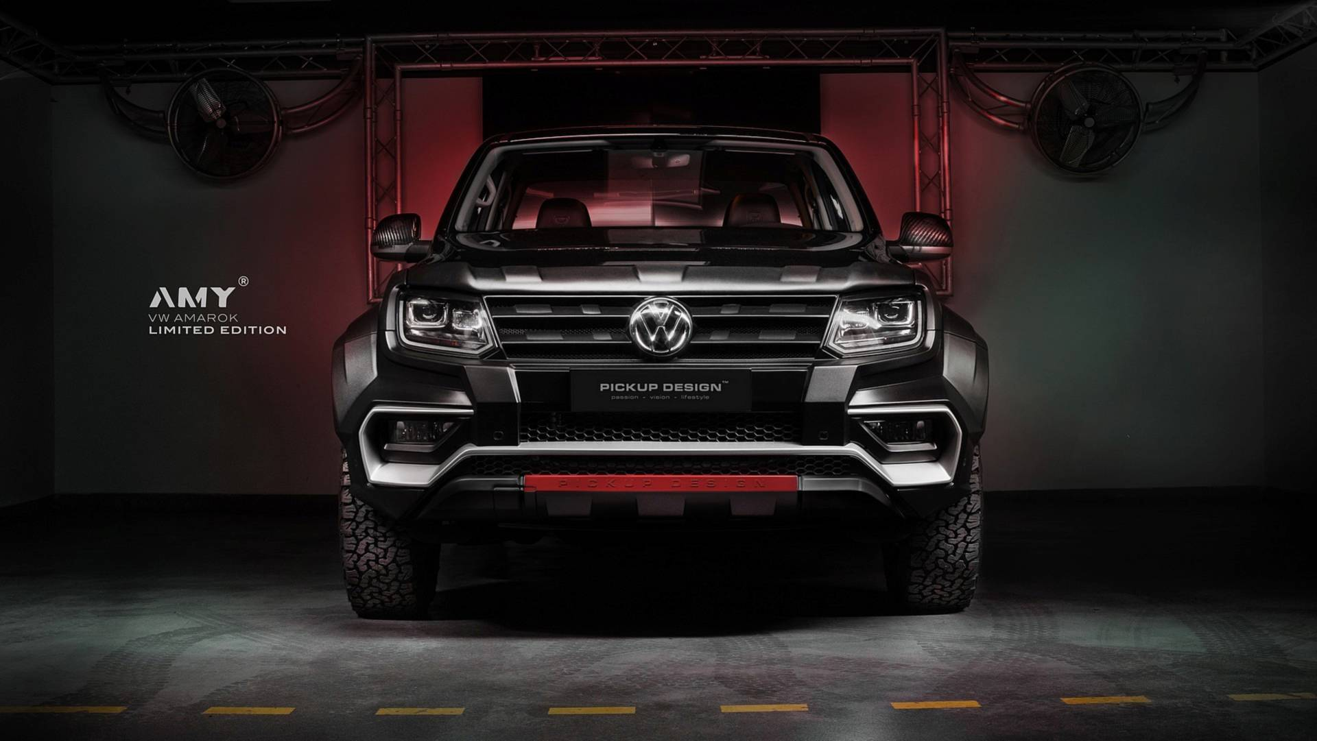 Volkswagen Amarok Amy by Carlex Design (2)