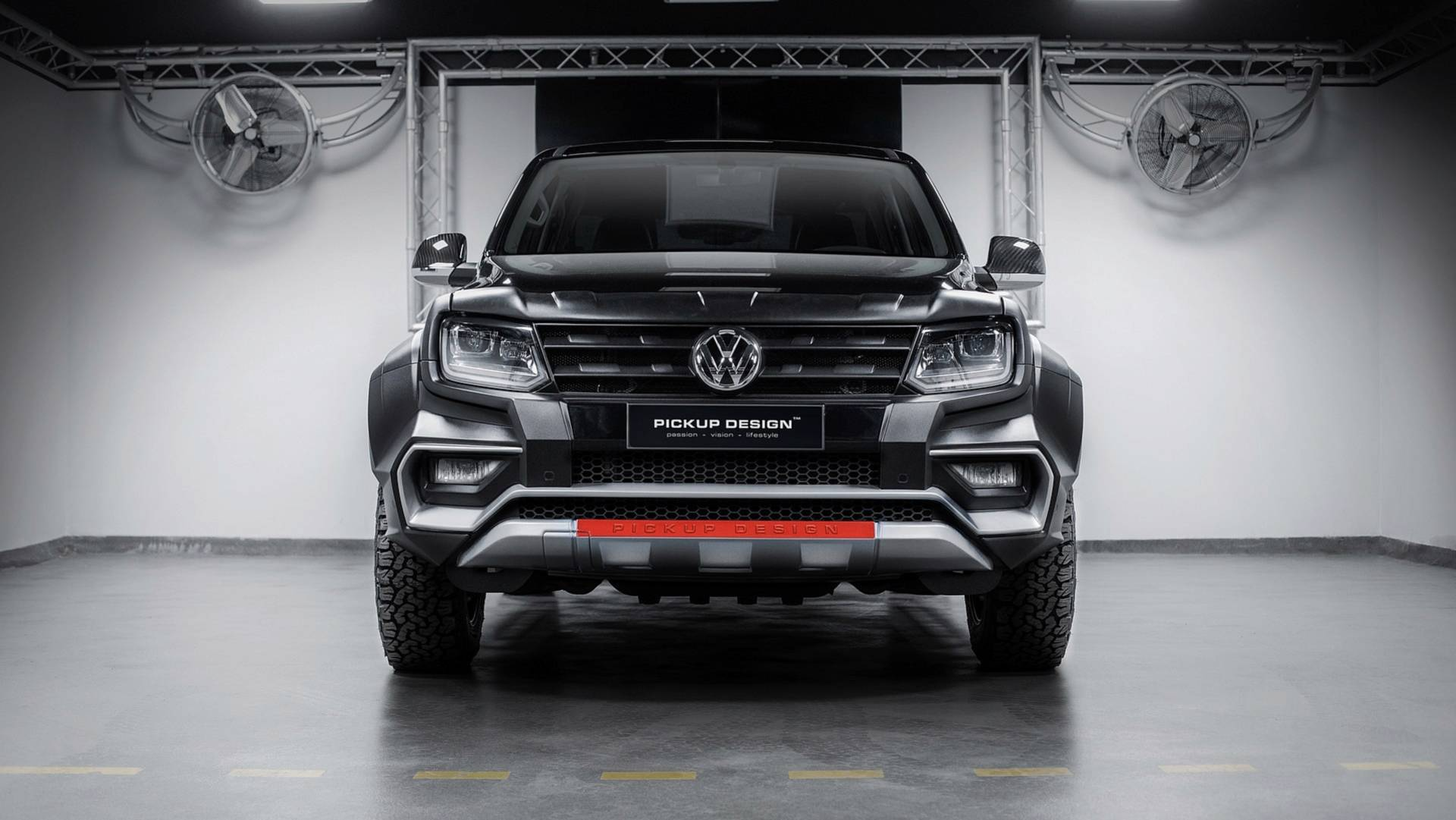 Volkswagen Amarok Amy by Carlex Design (3)