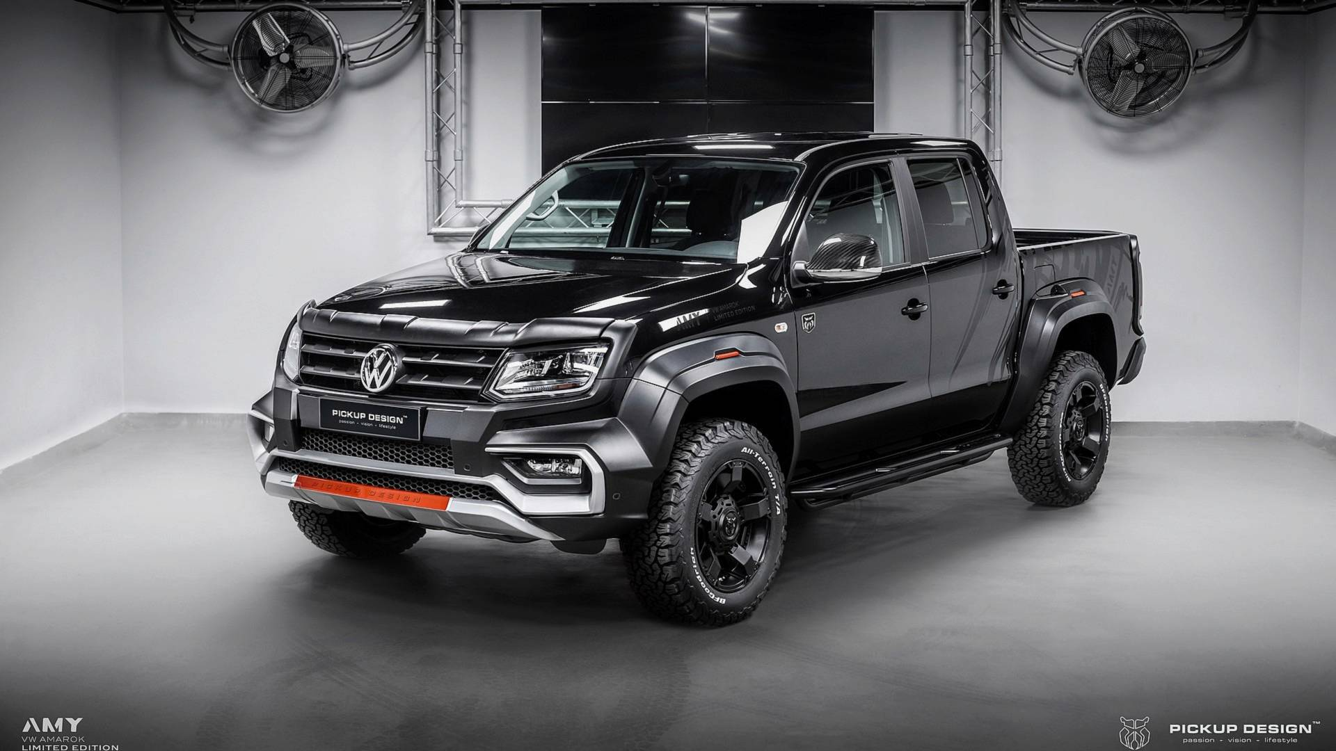 Volkswagen Amarok Amy by Carlex Design (4)