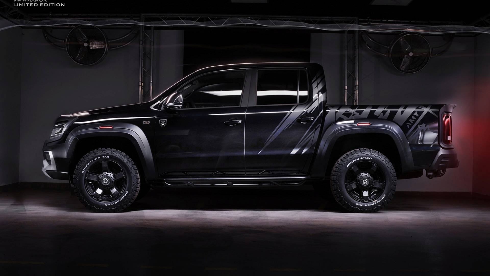 Volkswagen Amarok Amy by Carlex Design (6)