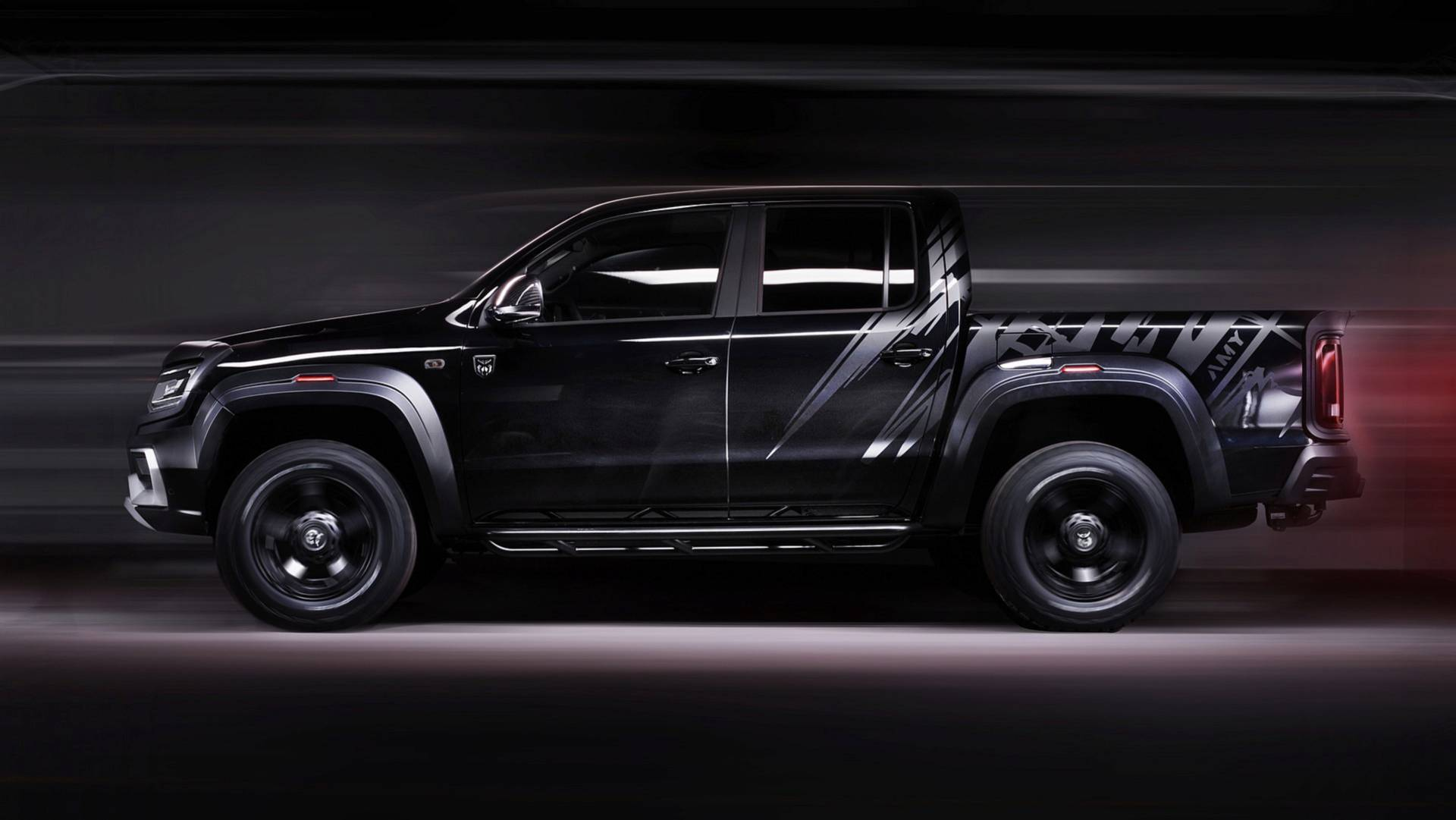 Volkswagen Amarok Amy by Carlex Design (7)