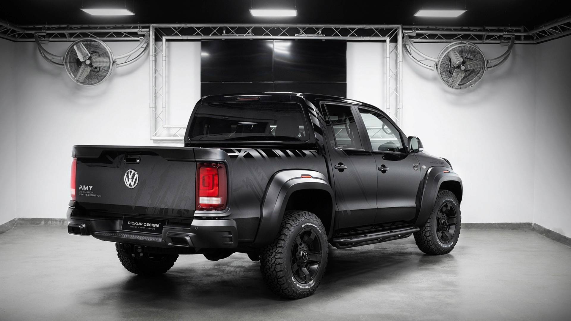 Volkswagen Amarok Amy by Carlex Design (8)