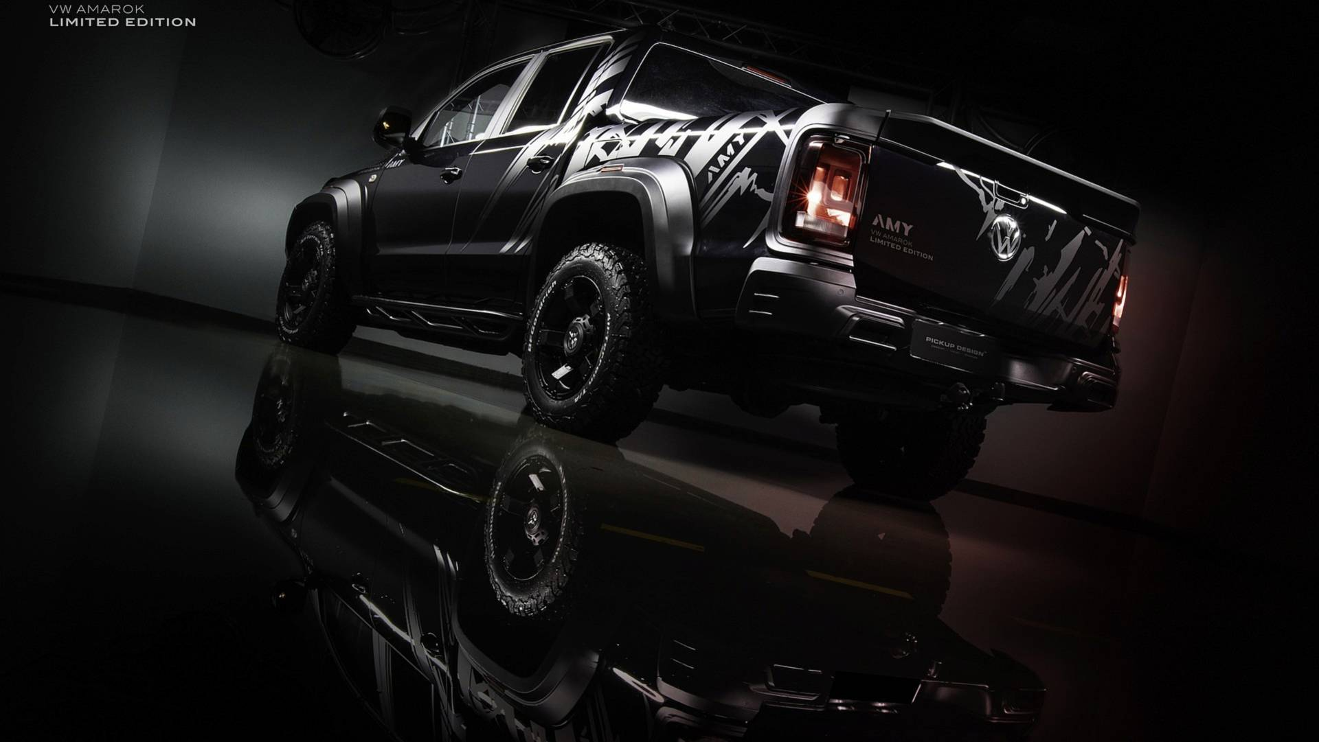 Volkswagen Amarok Amy by Carlex Design (9)