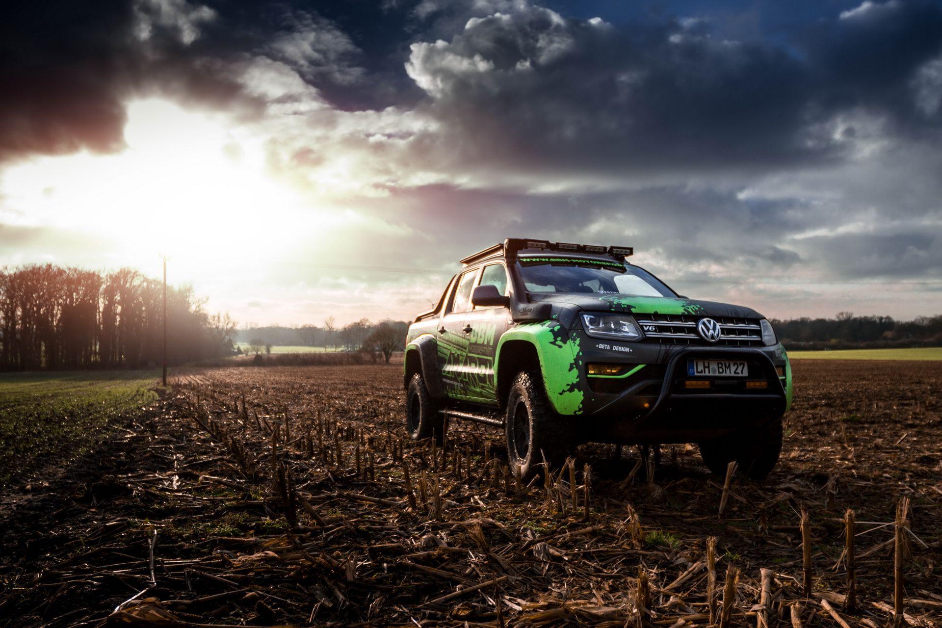 Volkswagen Amarok By BBM (4)