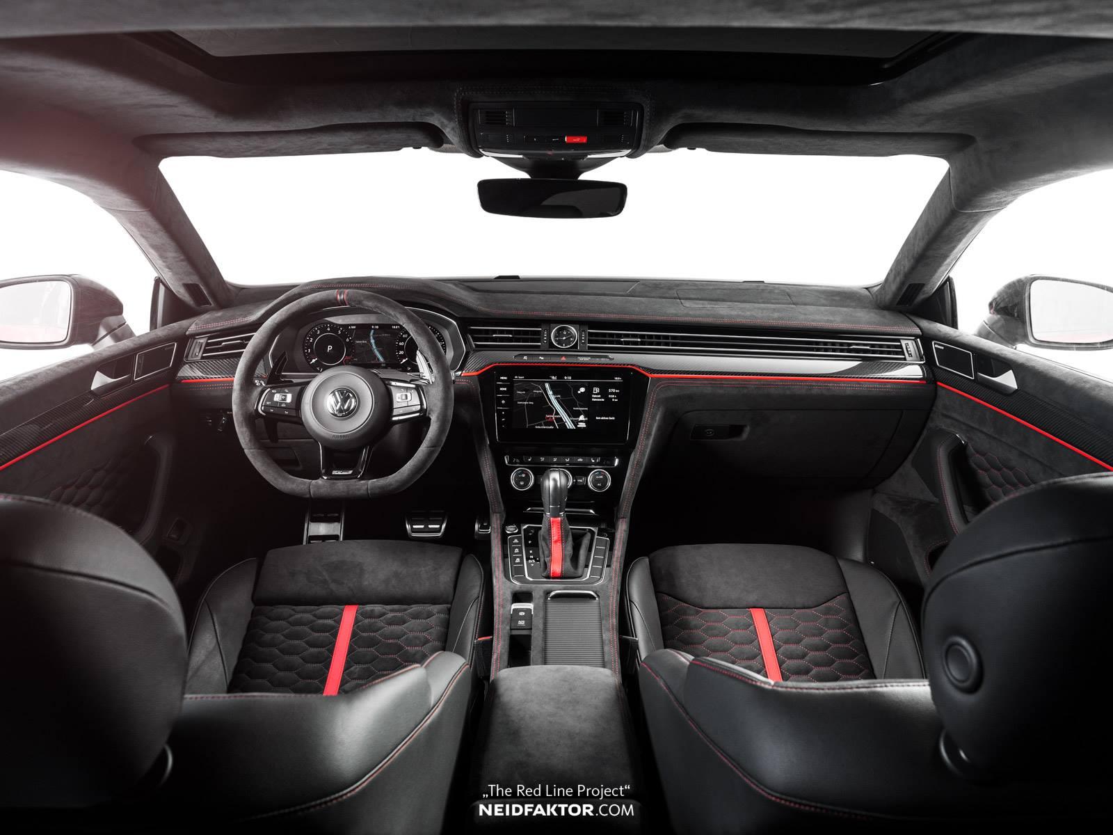 Volkswagen Arteon by Neidfaktor (1)