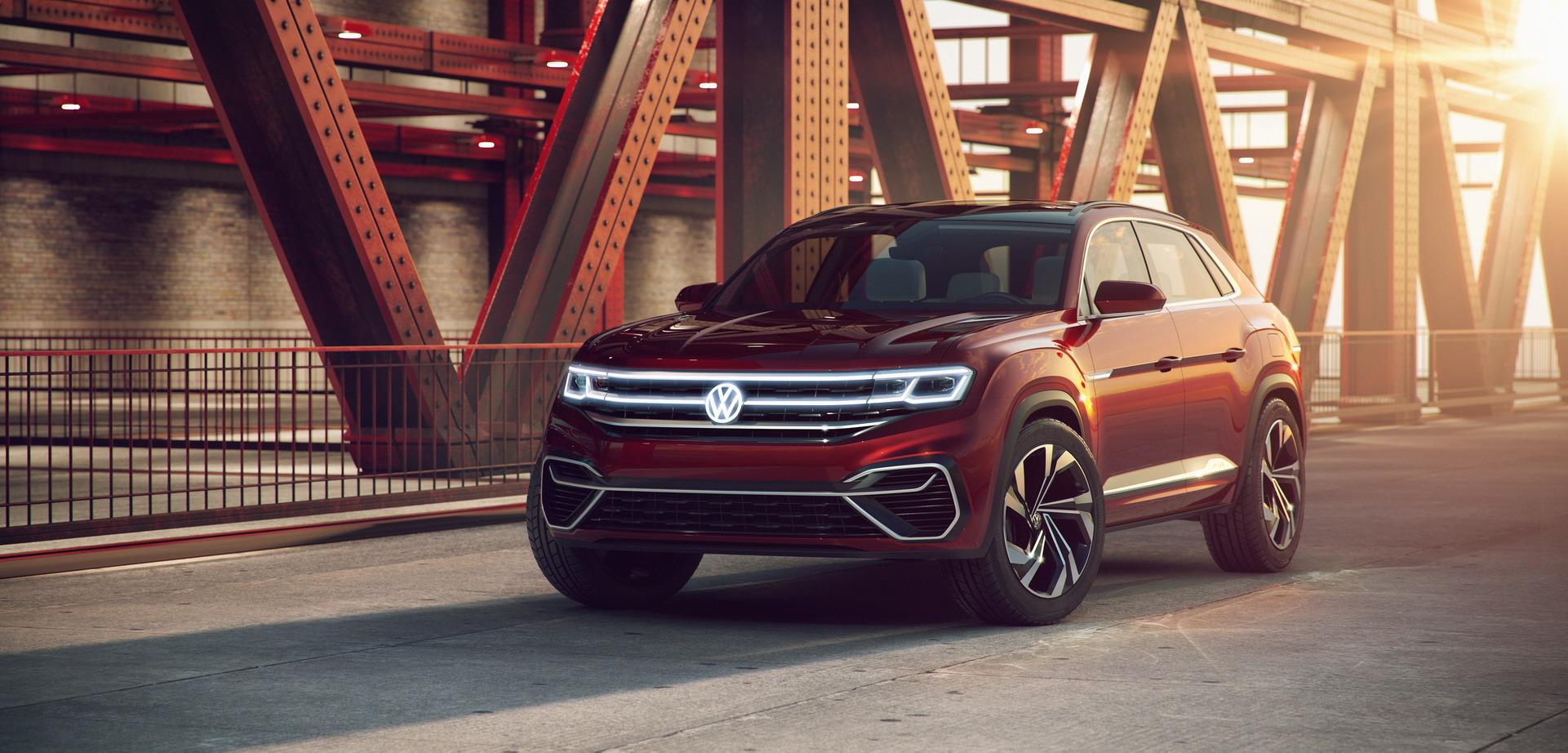 Volkswagen Atlas Cross Sport concept (10)