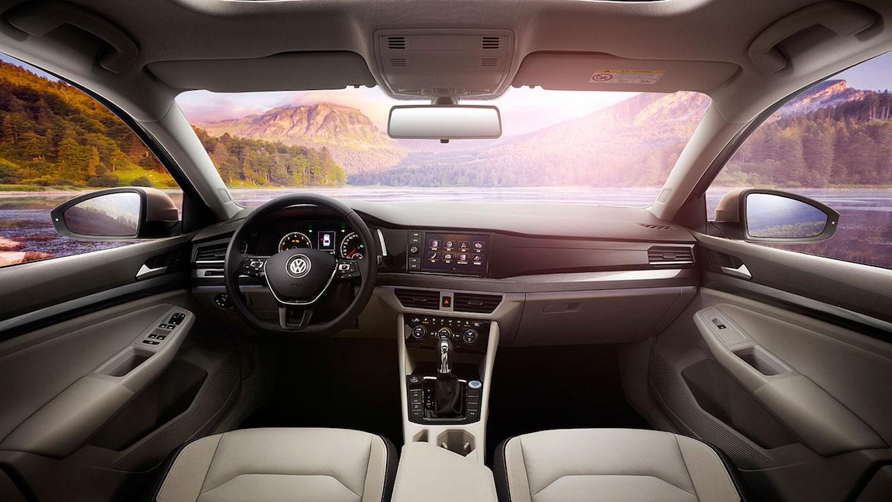 Volkswagen Bora 2018 (12)