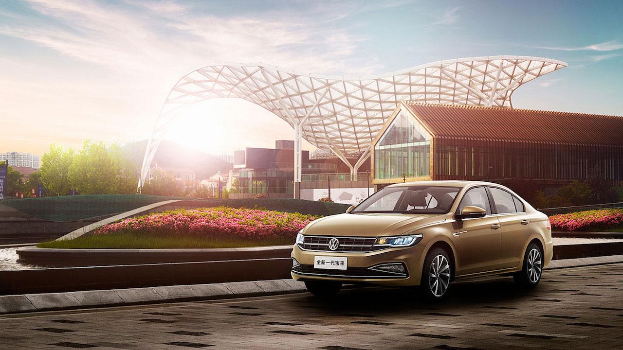 Volkswagen Bora 2018 (4)