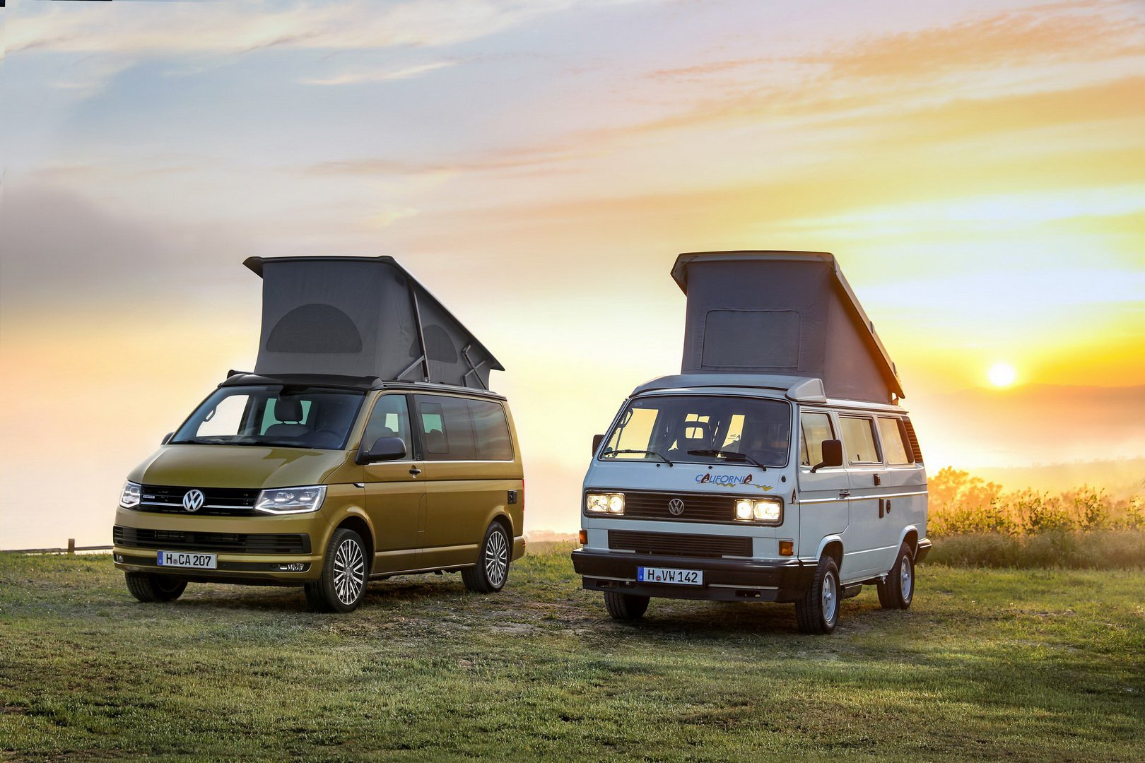 Volkswagen California 30 Years Special Edition (1)