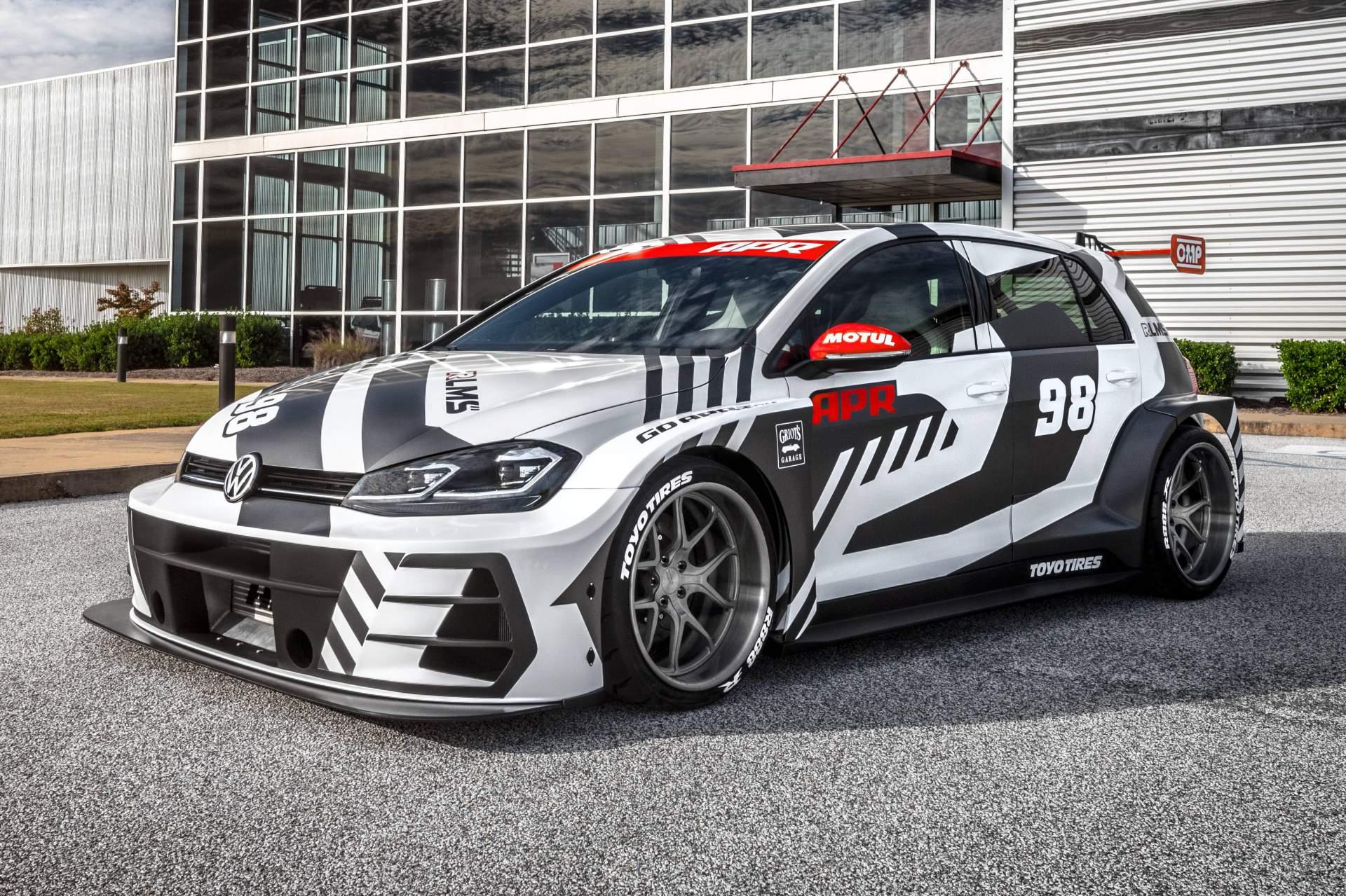 Volkswagen Golf R RLMS by APR (2)