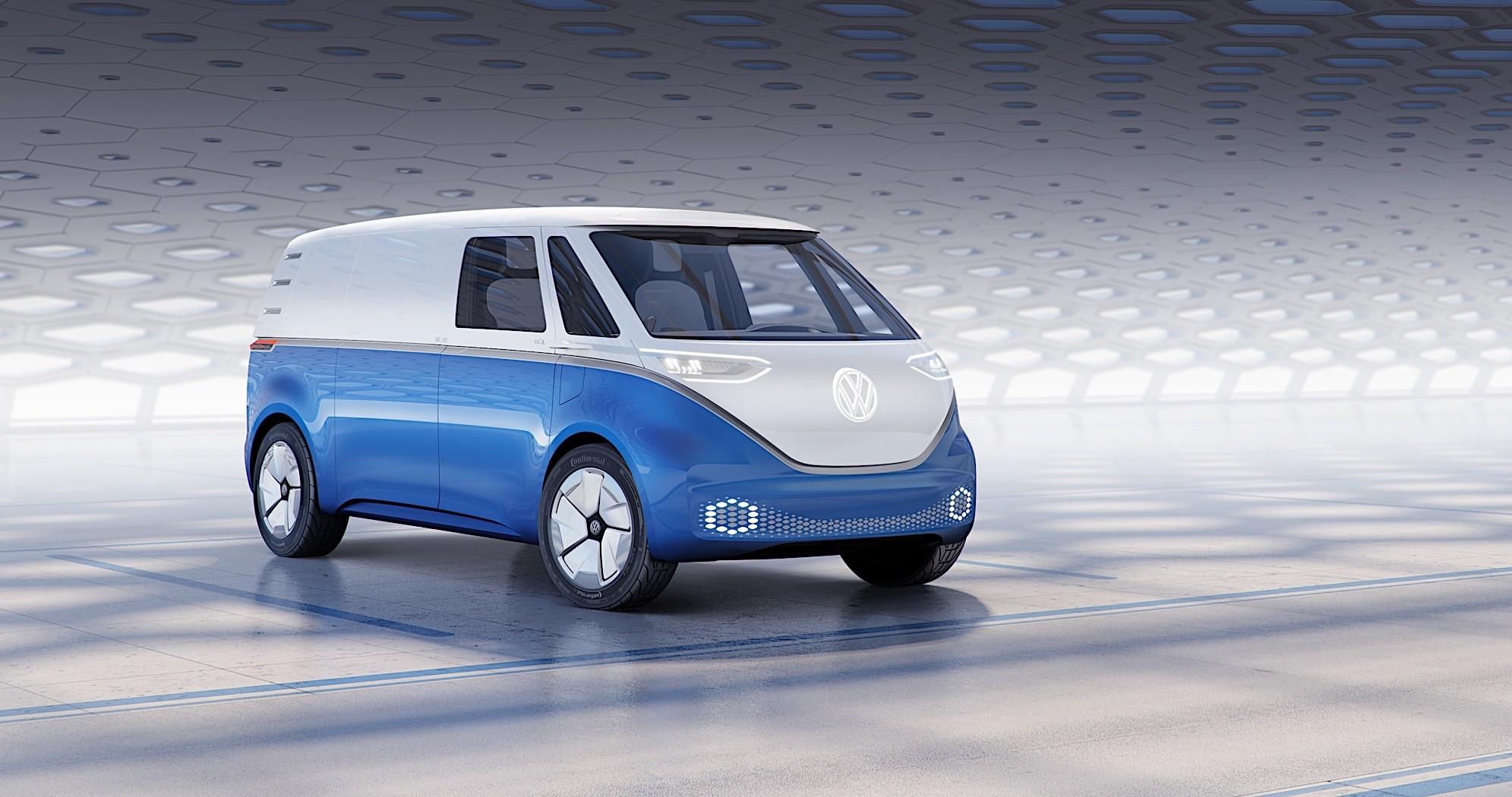 Volkswagen I.D. Buzz Cargo concept (1)