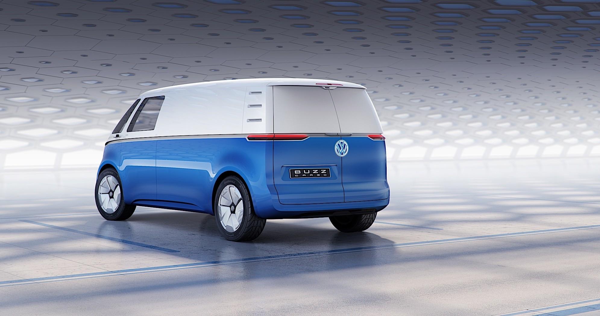 Volkswagen I.D. Buzz Cargo concept (2)