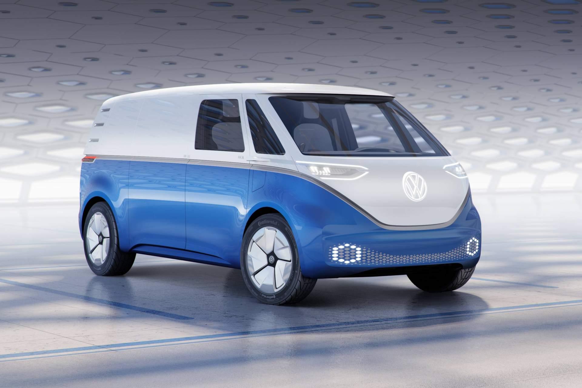 Volkswagen I.D. Buzz Cargo concept (3)