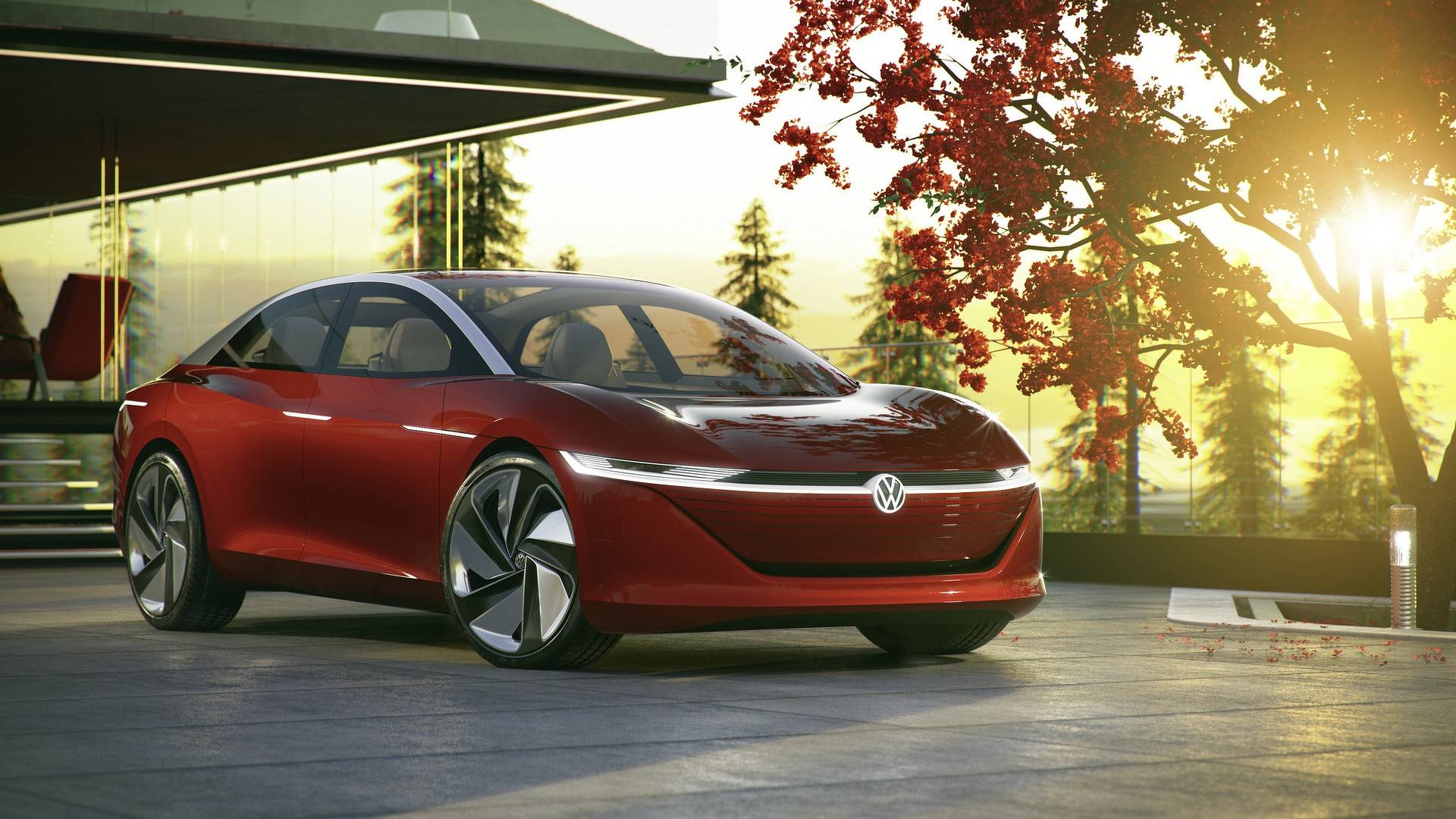 Volkswagen I.D Vizzion Concept (1)