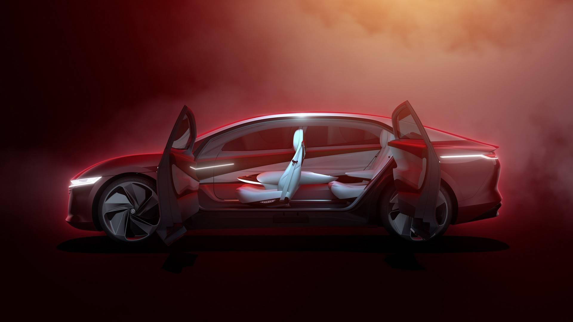 Volkswagen I.D Vizzion Concept (10)