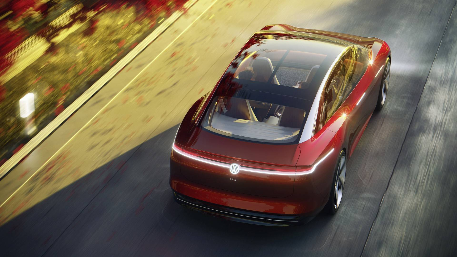 Volkswagen I.D Vizzion Concept (12)