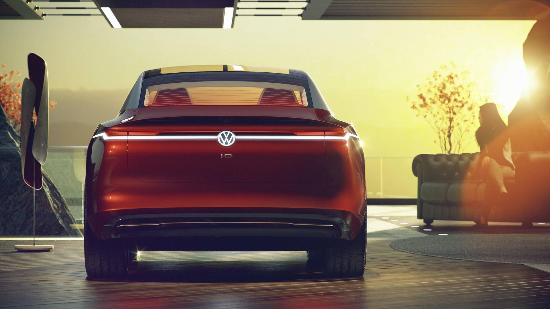 Volkswagen I.D Vizzion Concept (13)