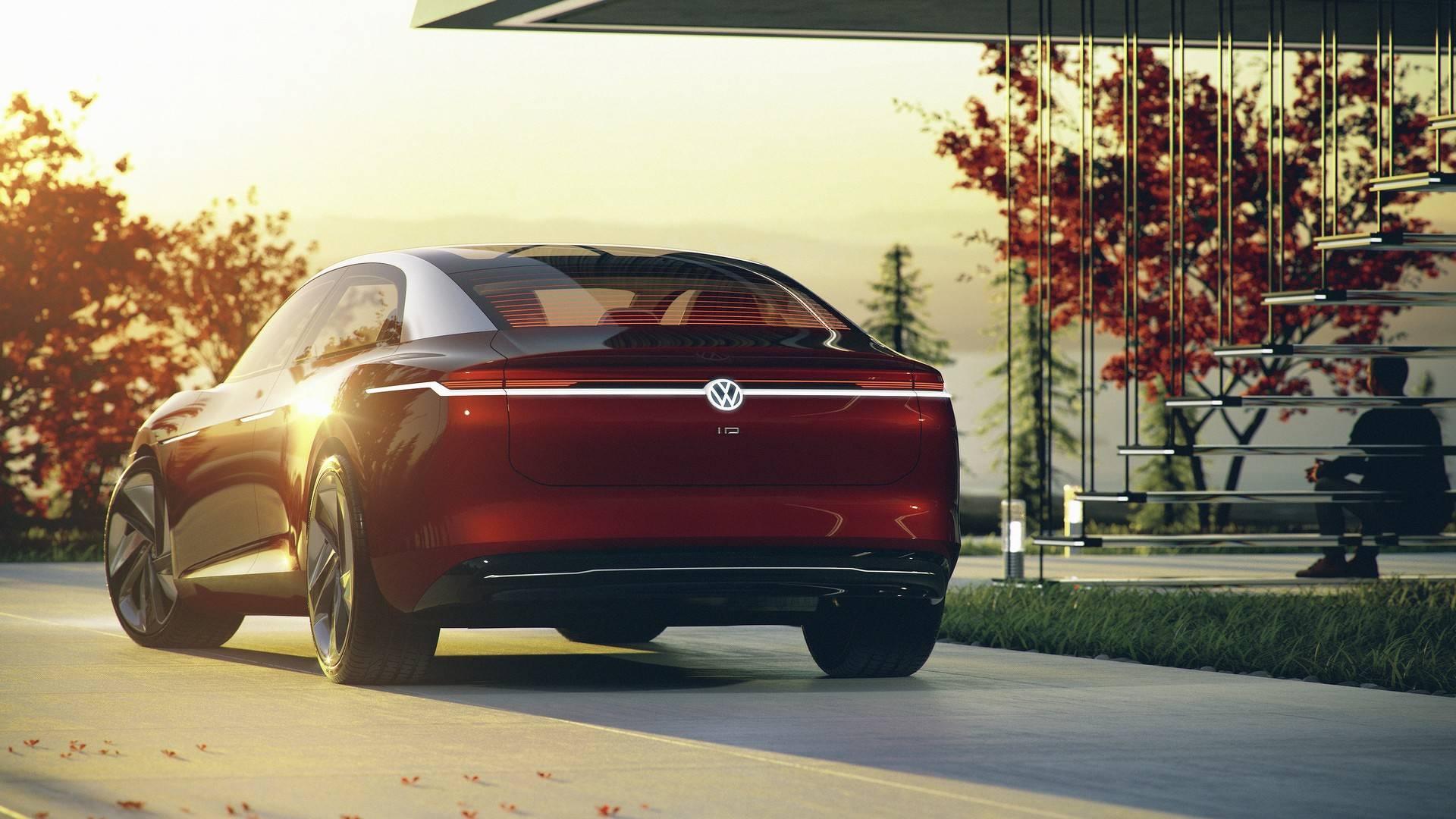 Volkswagen I.D Vizzion Concept (14)