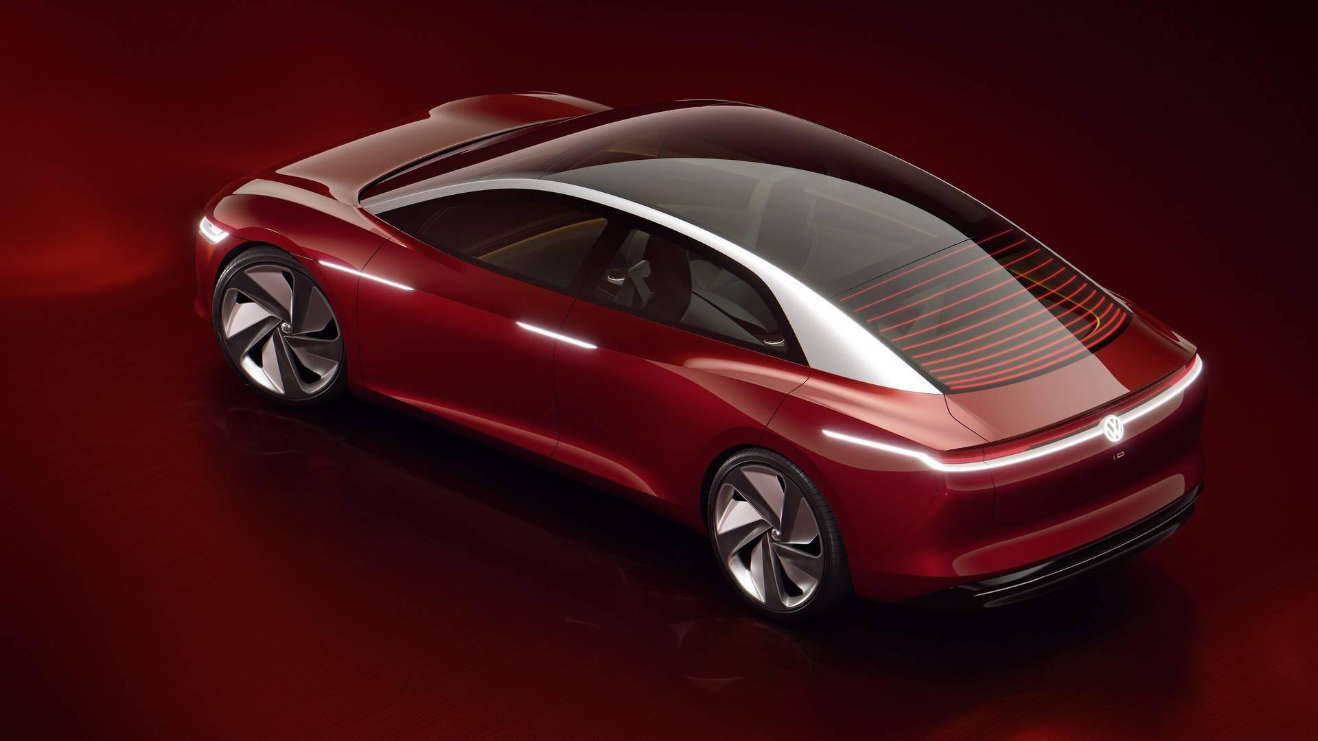 Volkswagen I.D Vizzion Concept (16)