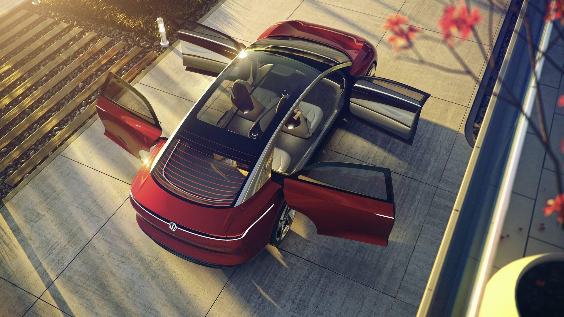 Volkswagen I.D Vizzion Concept (17)