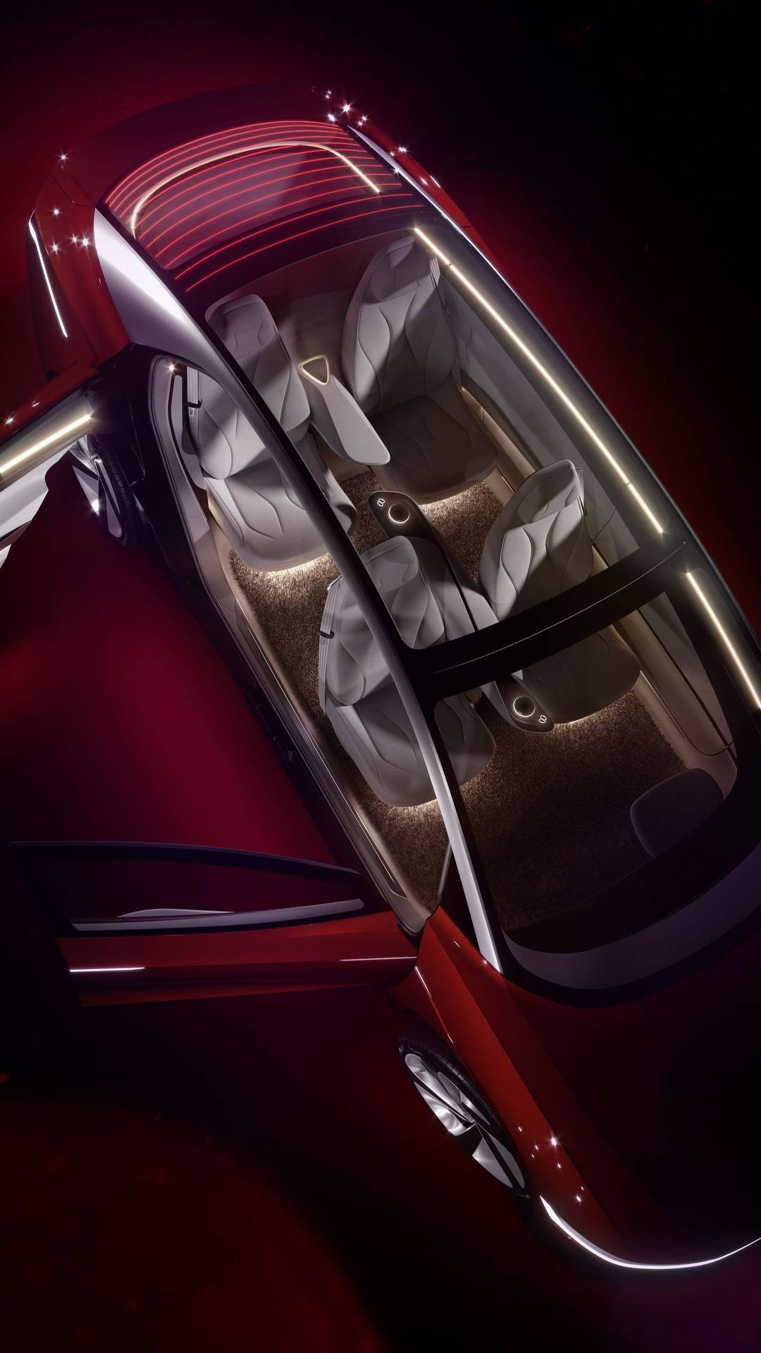 Volkswagen I.D Vizzion Concept (19)