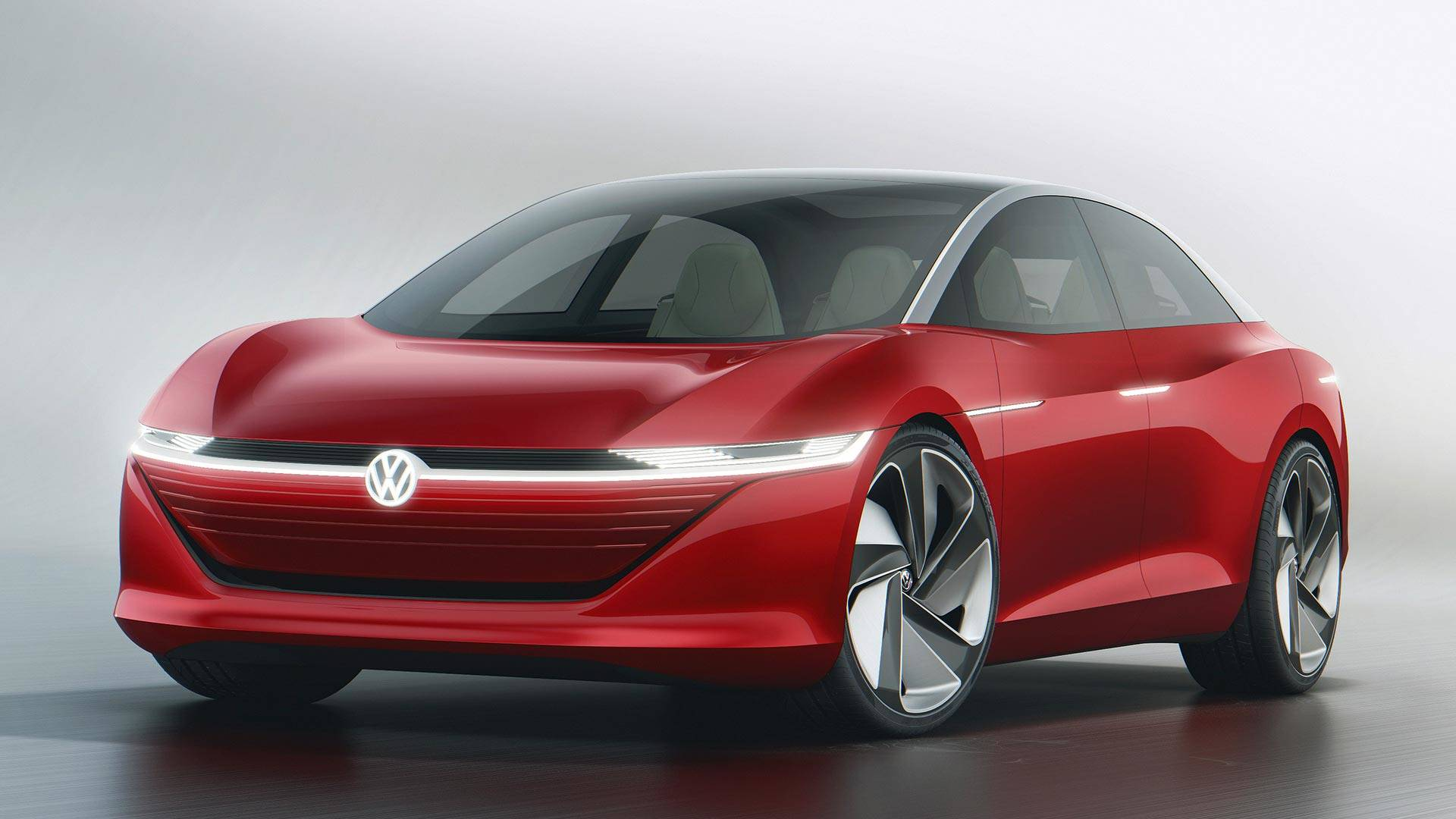 Volkswagen I.D Vizzion Concept (2)