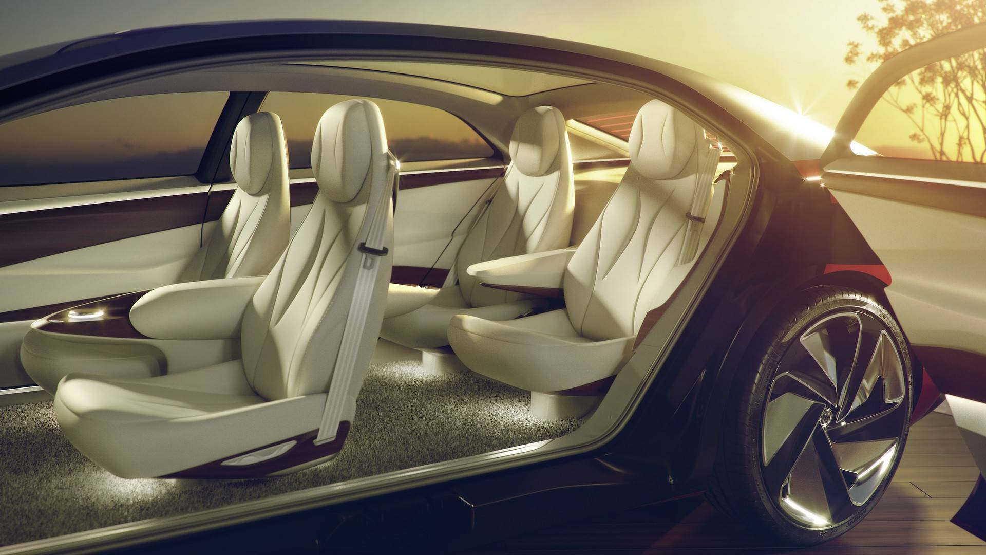 Volkswagen I.D Vizzion Concept (21)