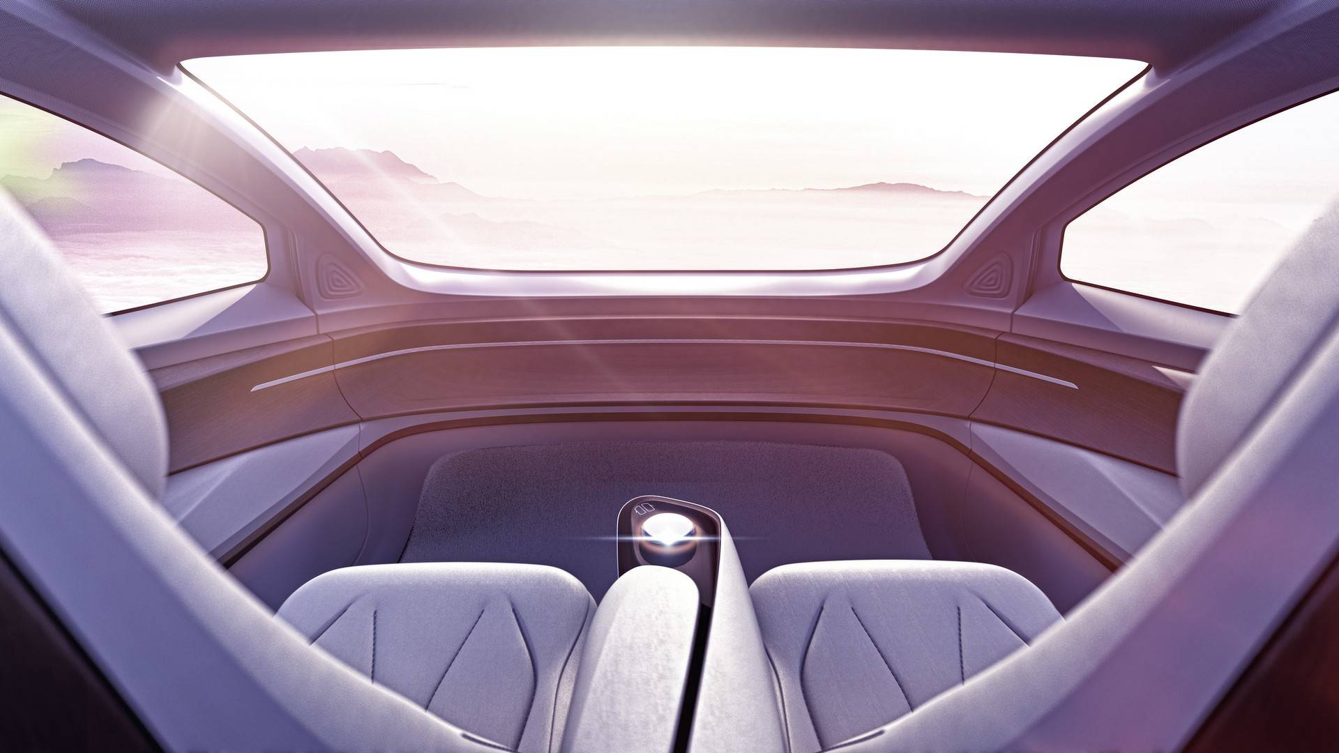 Volkswagen I.D Vizzion Concept (27)