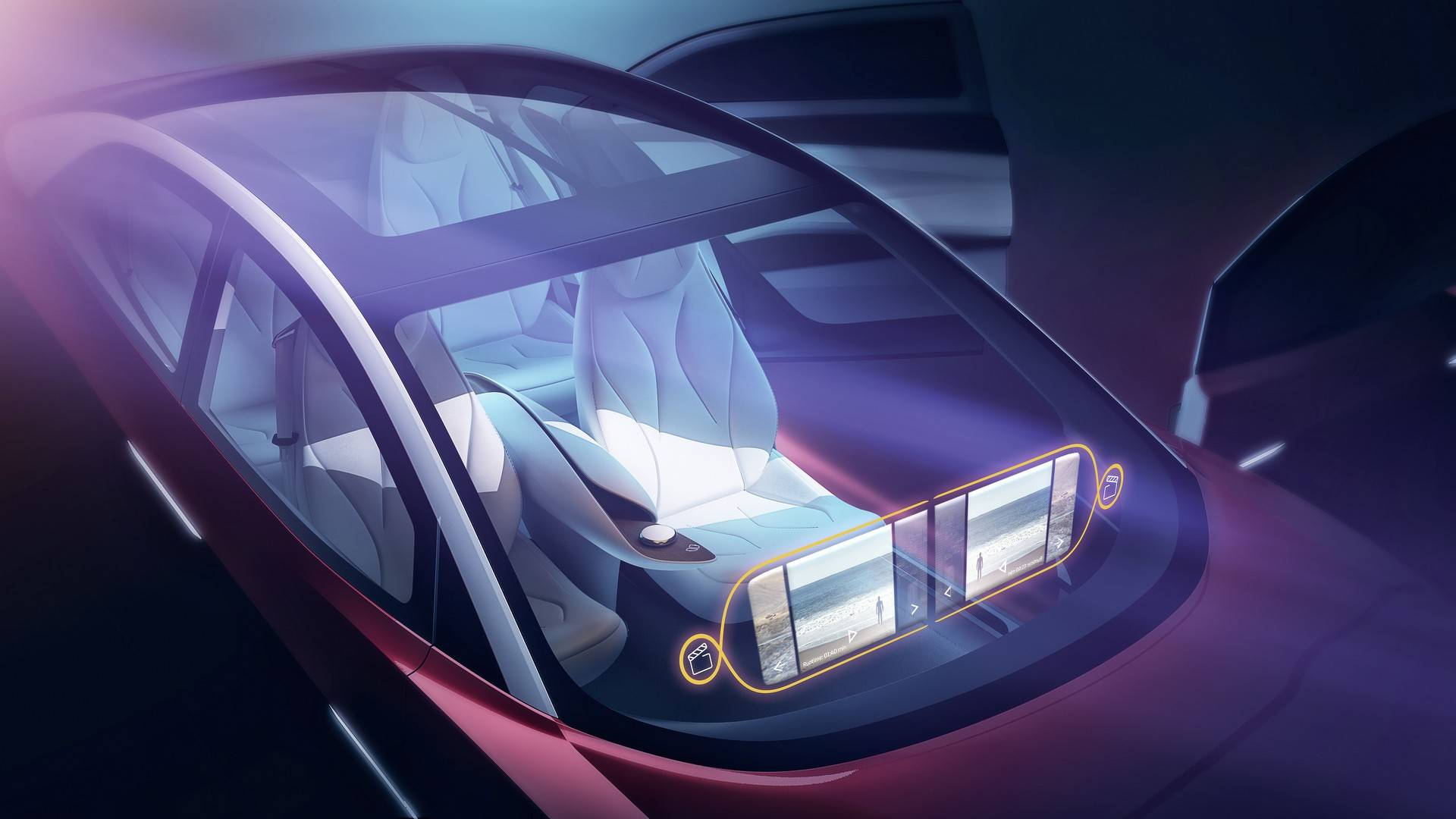 Volkswagen I.D Vizzion Concept (28)