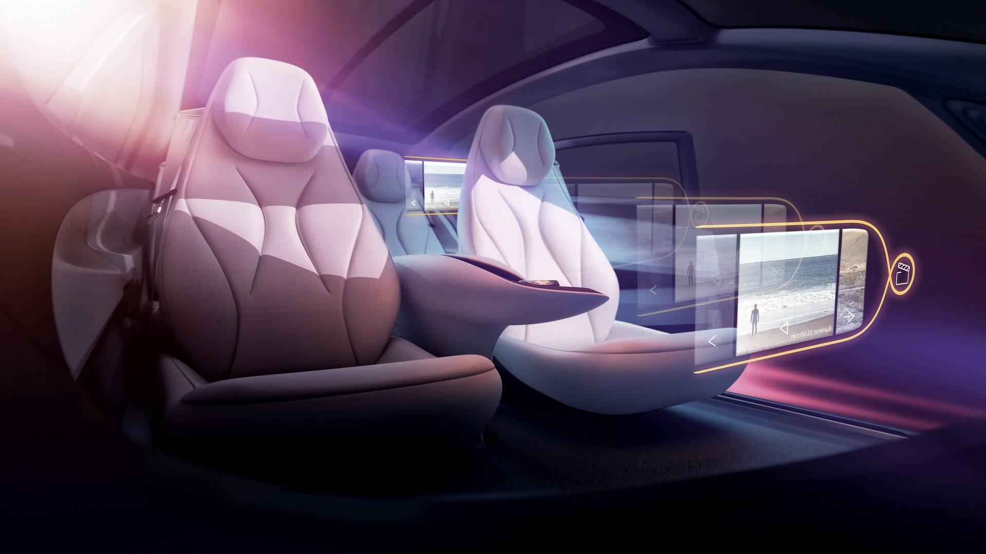 Volkswagen I.D Vizzion Concept (29)