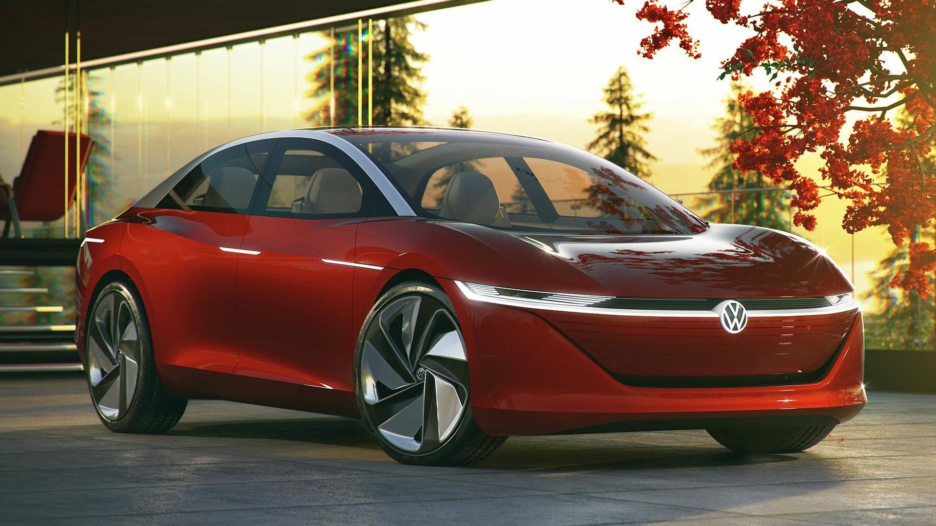Volkswagen I.D Vizzion Concept (3)