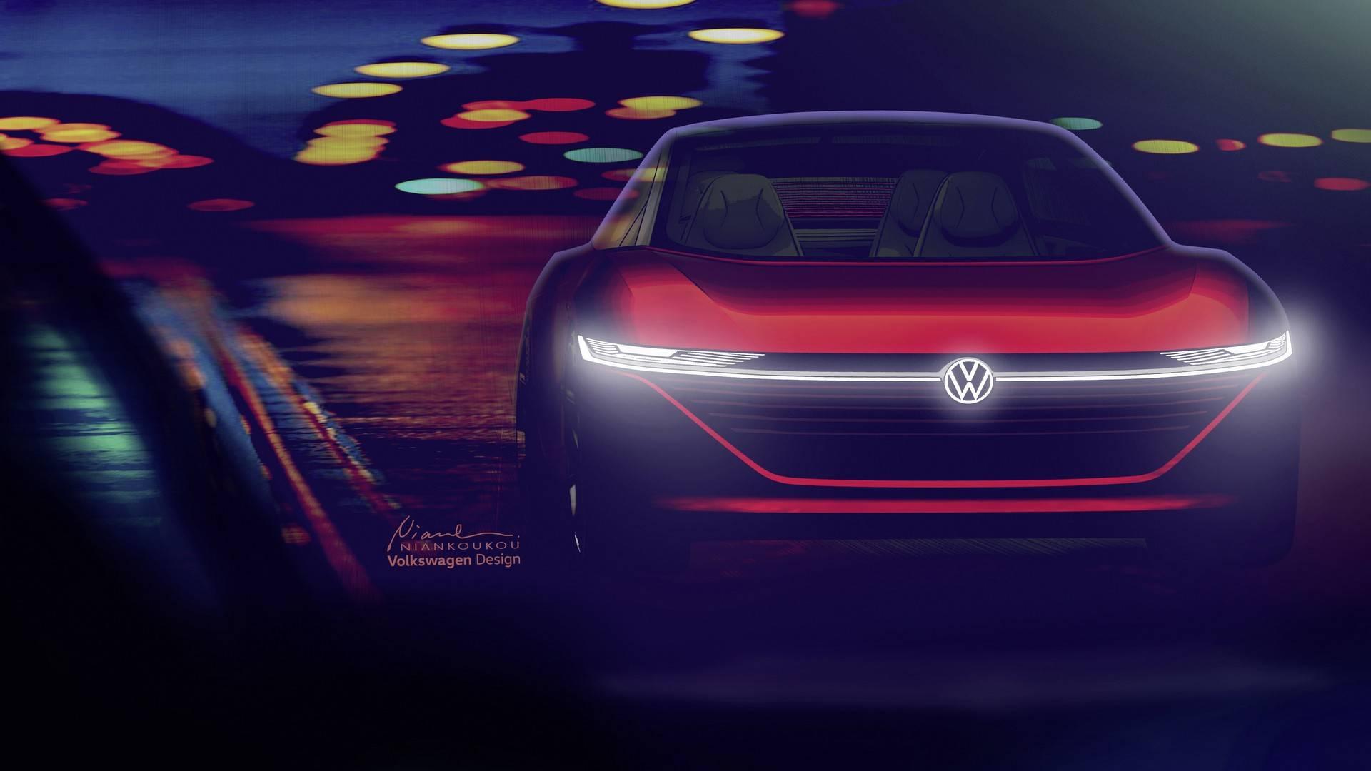 Volkswagen I.D Vizzion Concept (30)