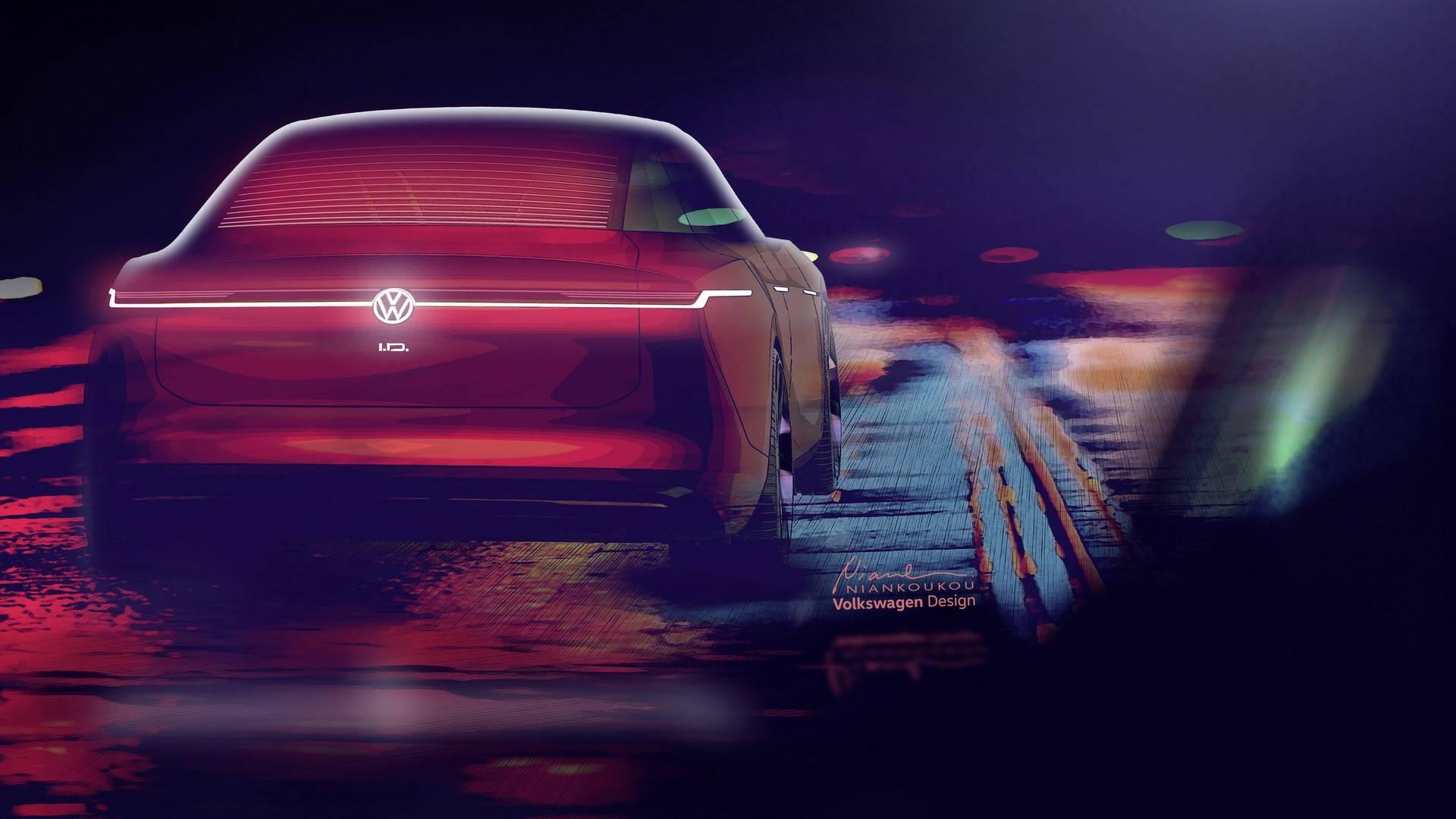Volkswagen I.D Vizzion Concept (31)