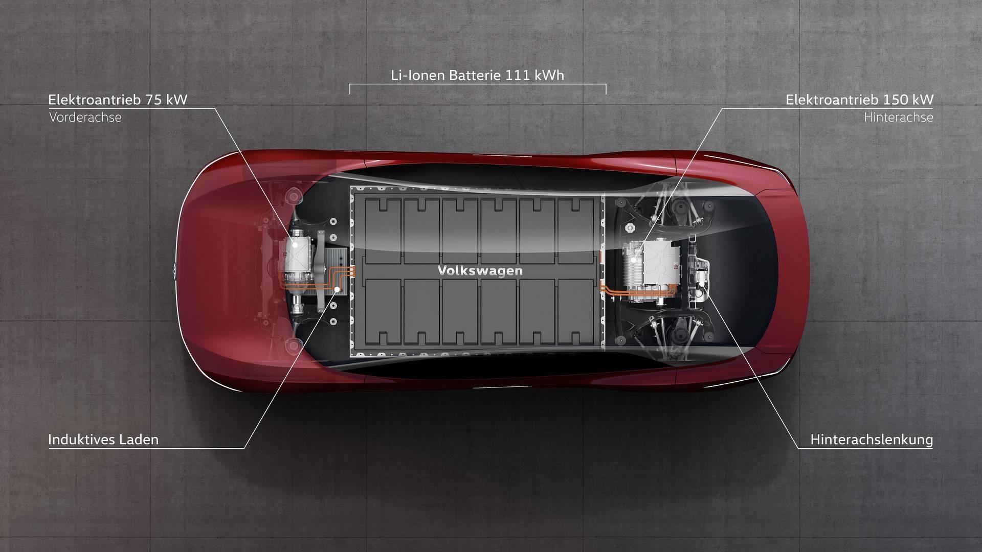 Volkswagen I.D Vizzion Concept (38)