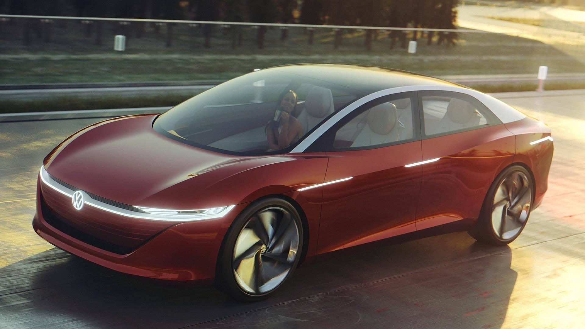 Volkswagen I.D Vizzion Concept (4)