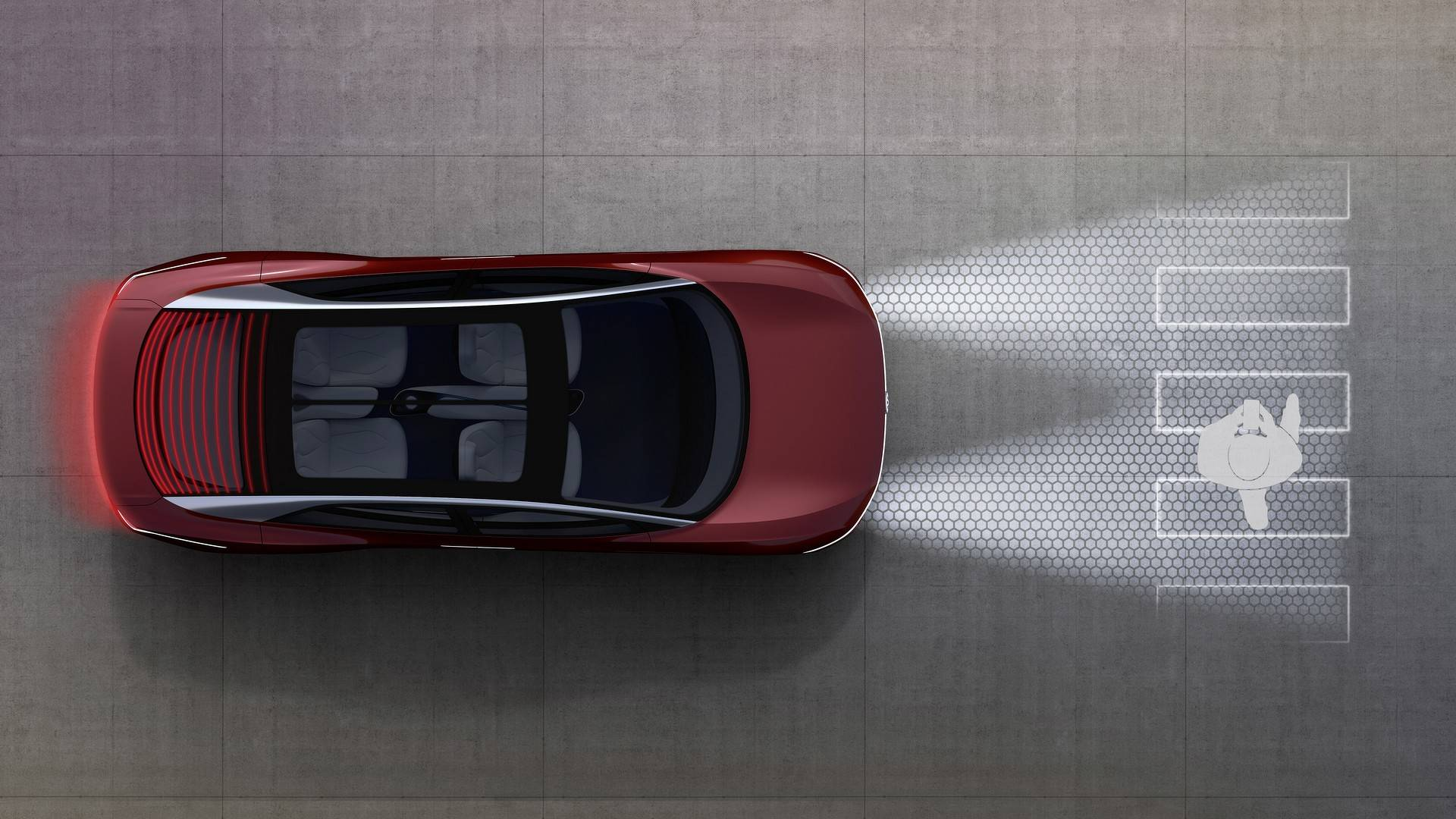 Volkswagen I.D Vizzion Concept (40)