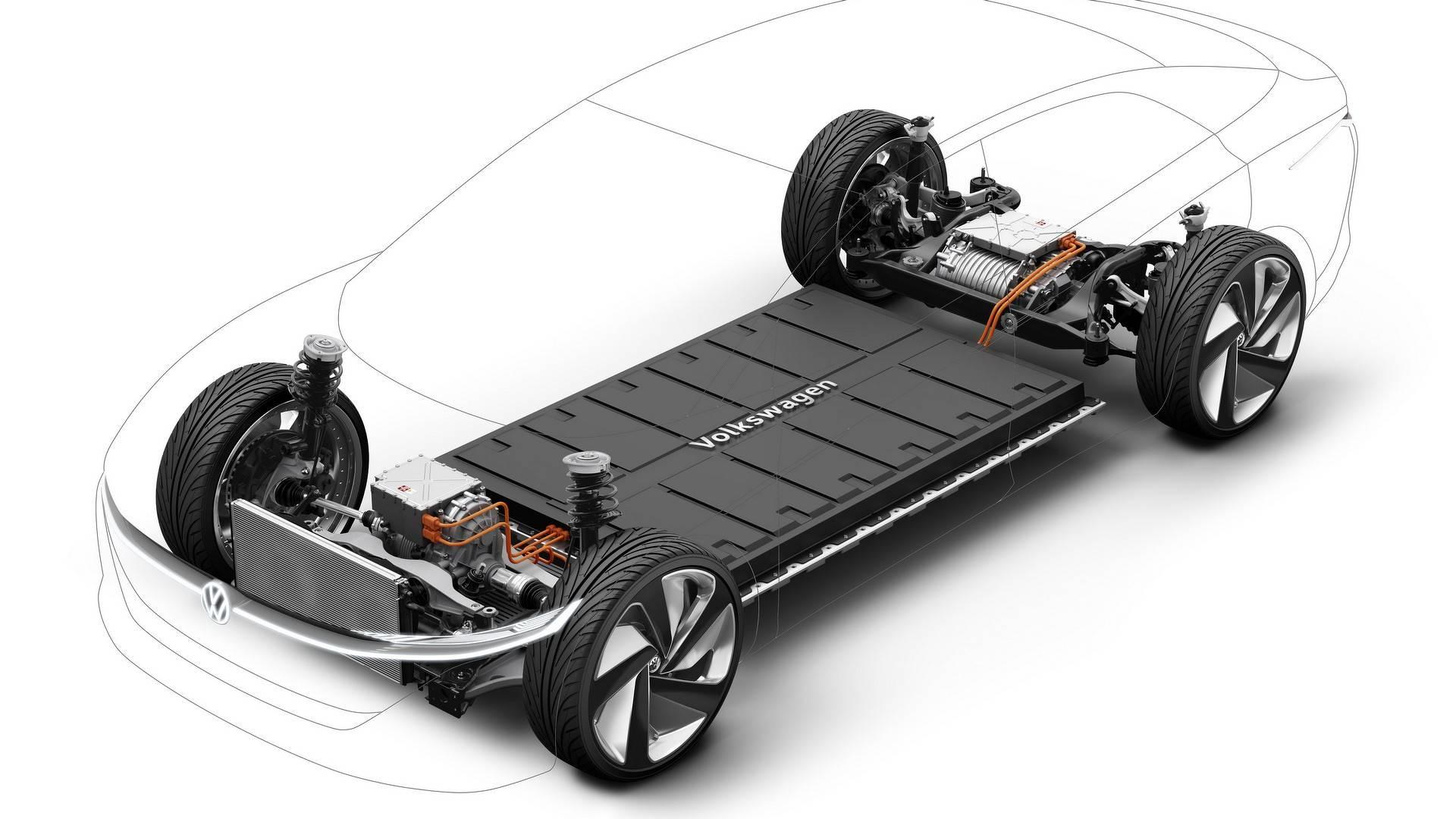 Volkswagen I.D Vizzion Concept (42)