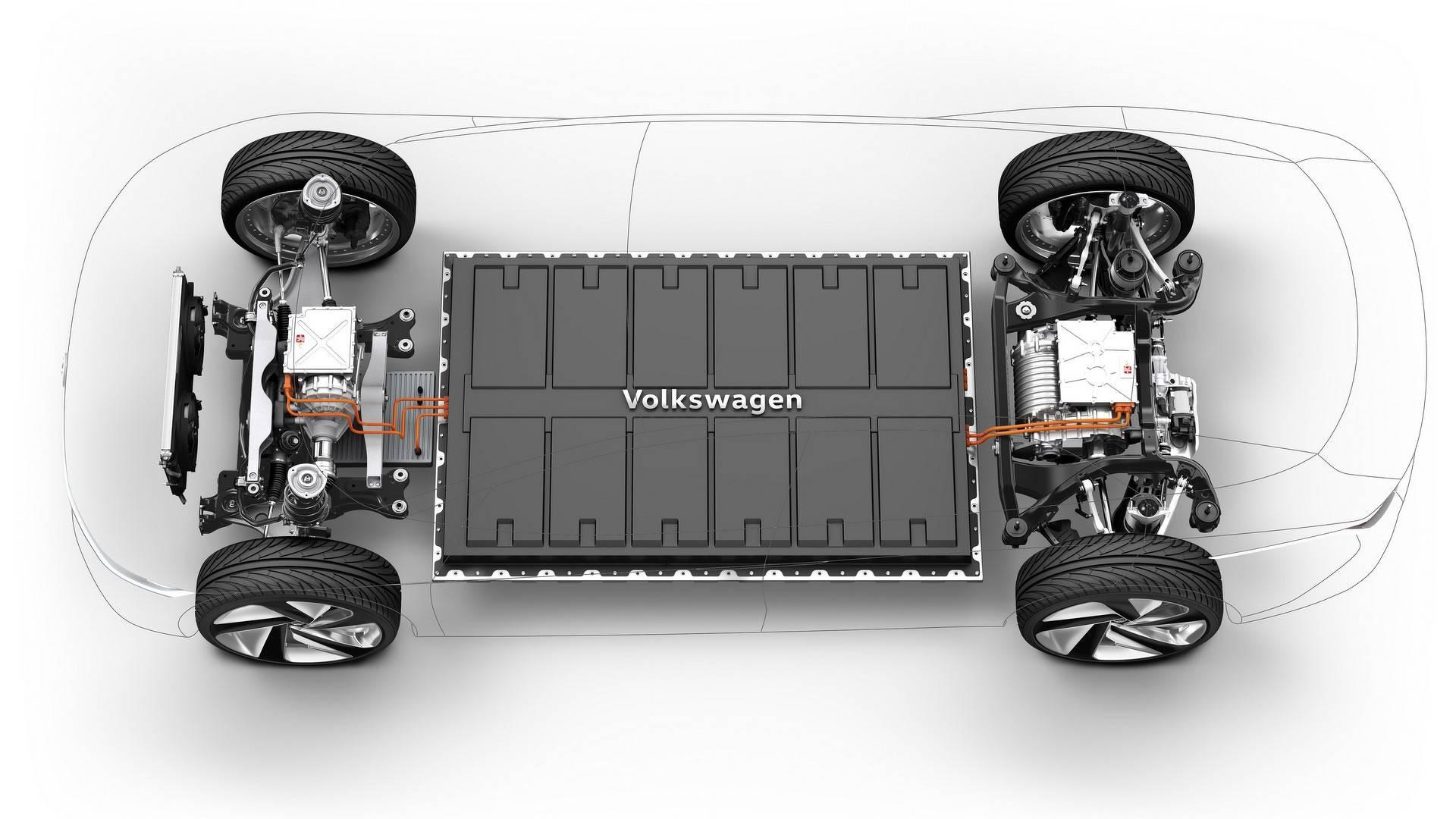 Volkswagen I.D Vizzion Concept (43)