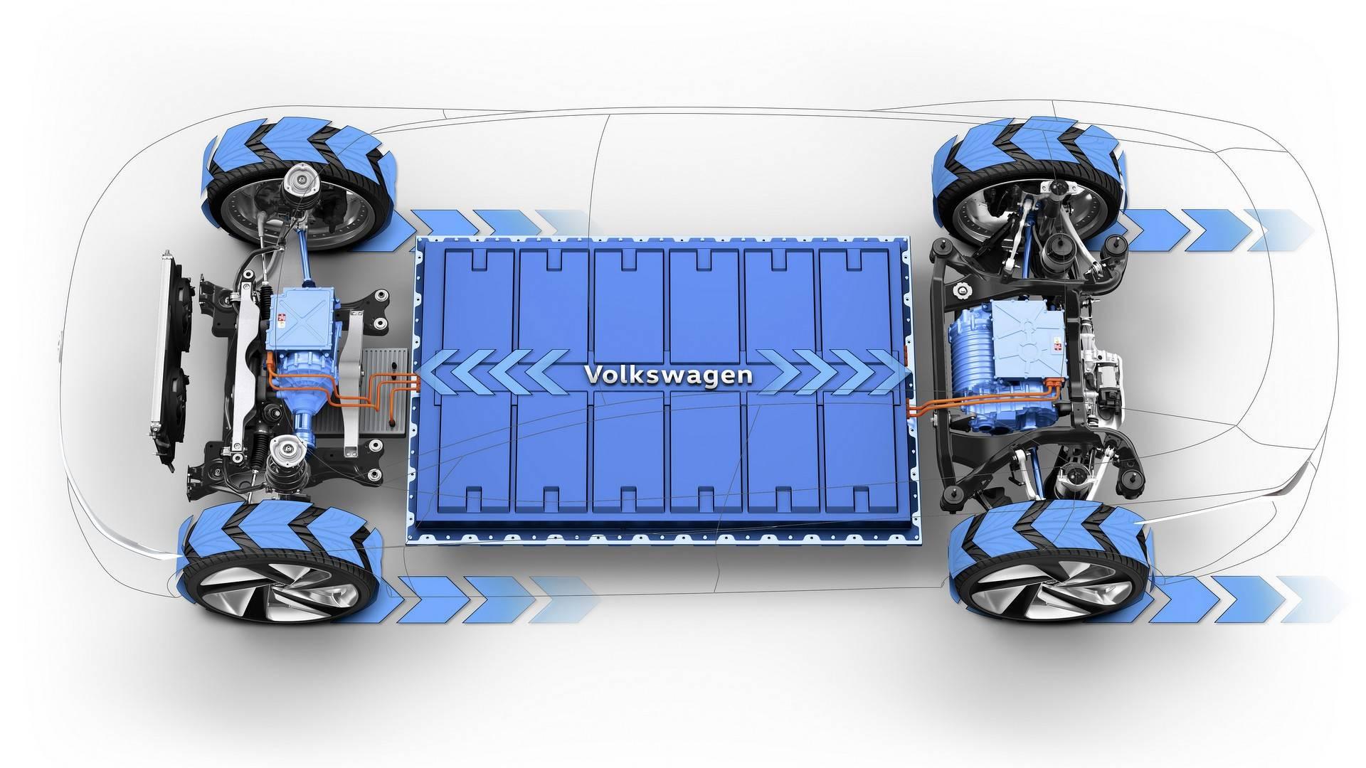 Volkswagen I.D Vizzion Concept (44)