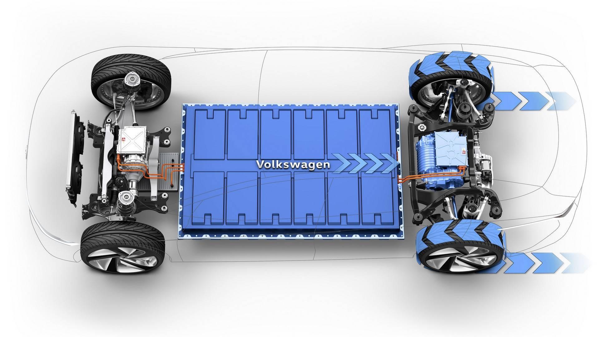 Volkswagen I.D Vizzion Concept (45)