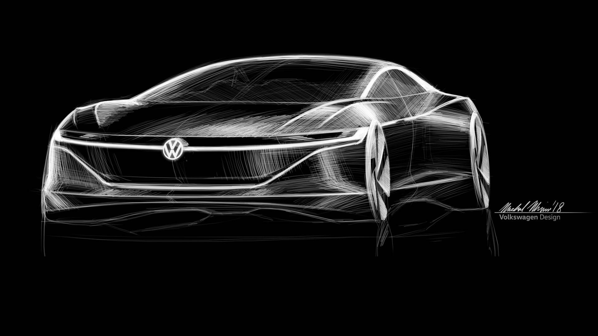 Volkswagen I.D Vizzion Concept (46)