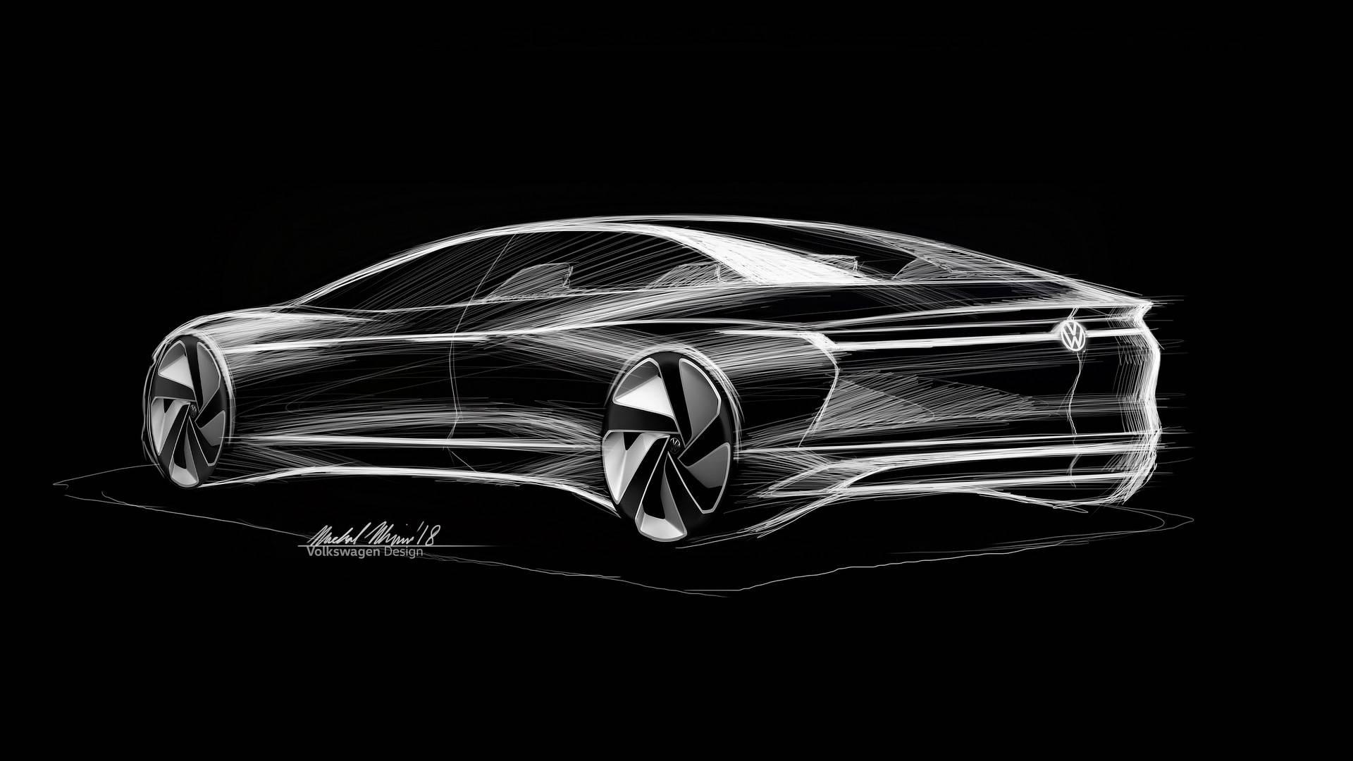 Volkswagen I.D Vizzion Concept (47)