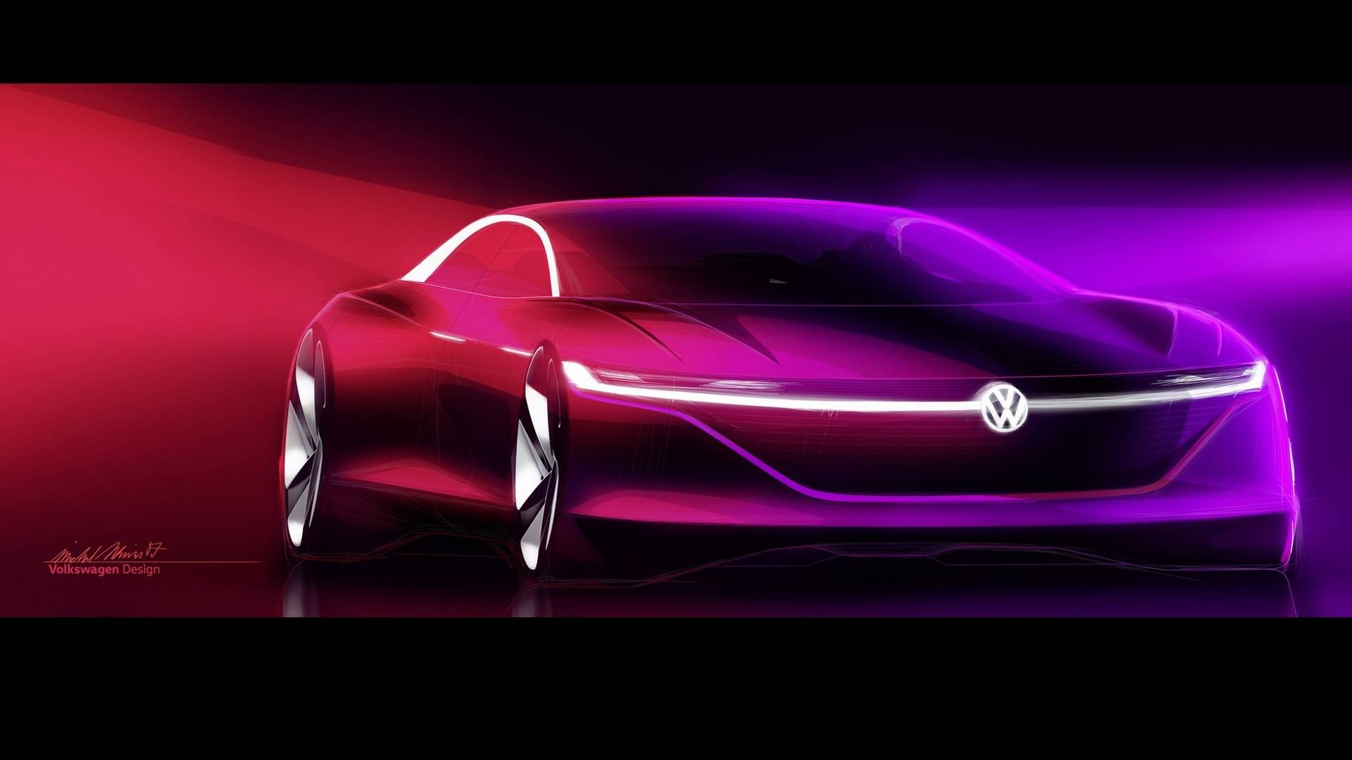 Volkswagen I.D Vizzion Concept (48)