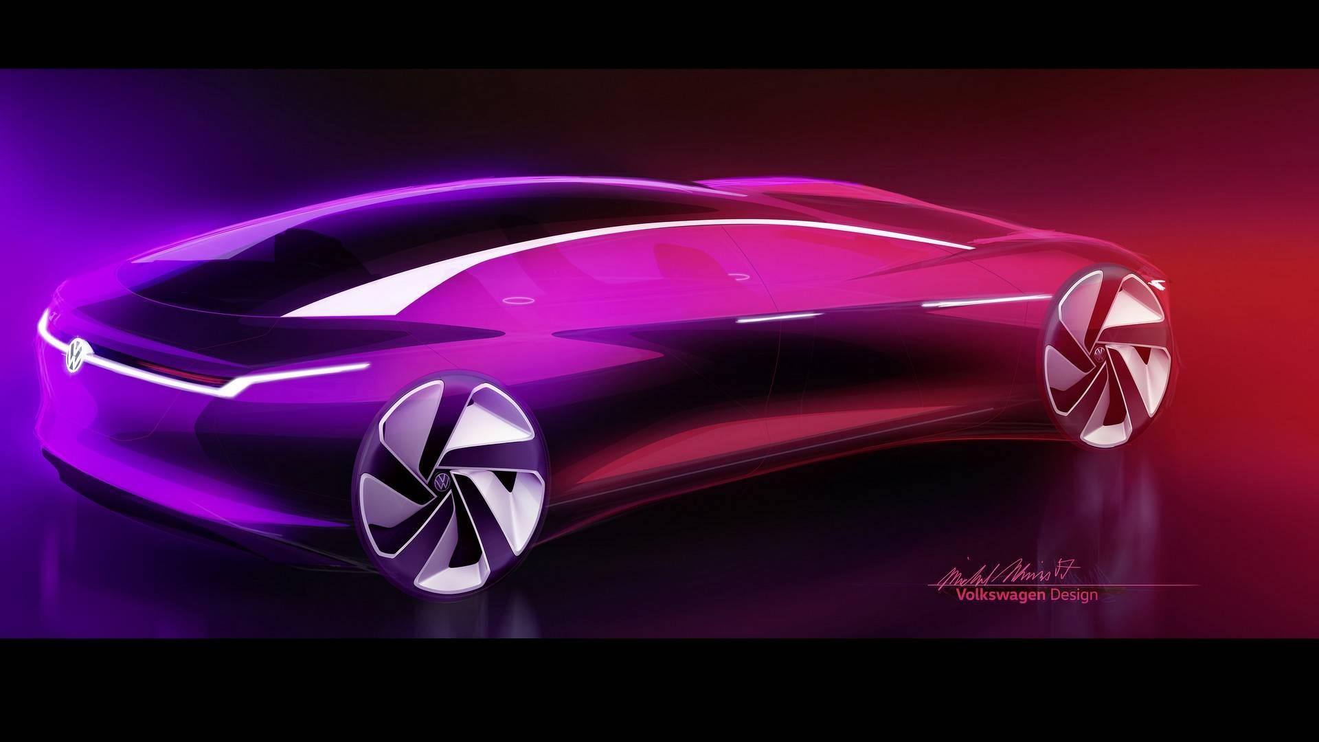 Volkswagen I.D Vizzion Concept (49)