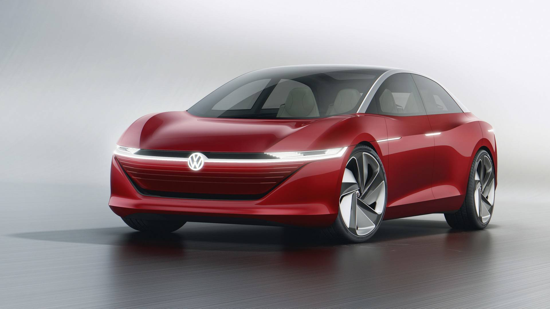 Volkswagen I.D Vizzion Concept (5)