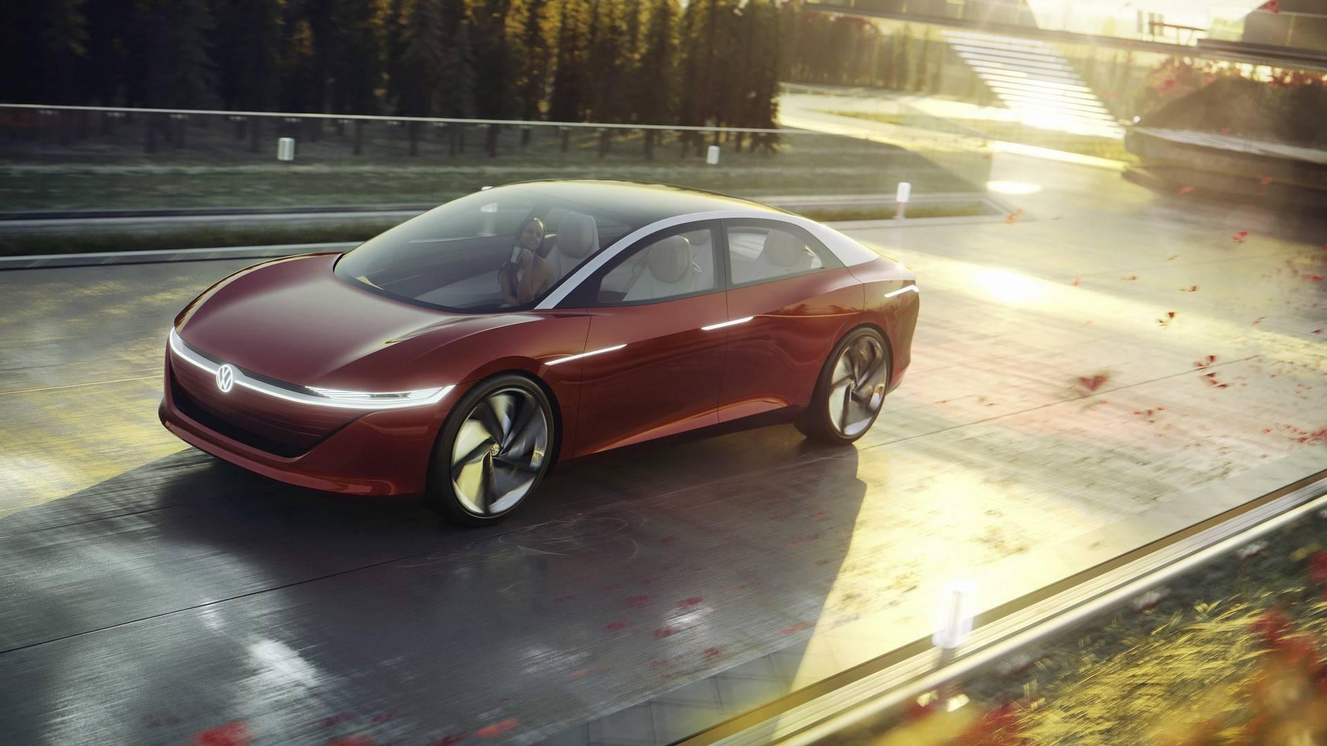 Volkswagen I.D Vizzion Concept (6)